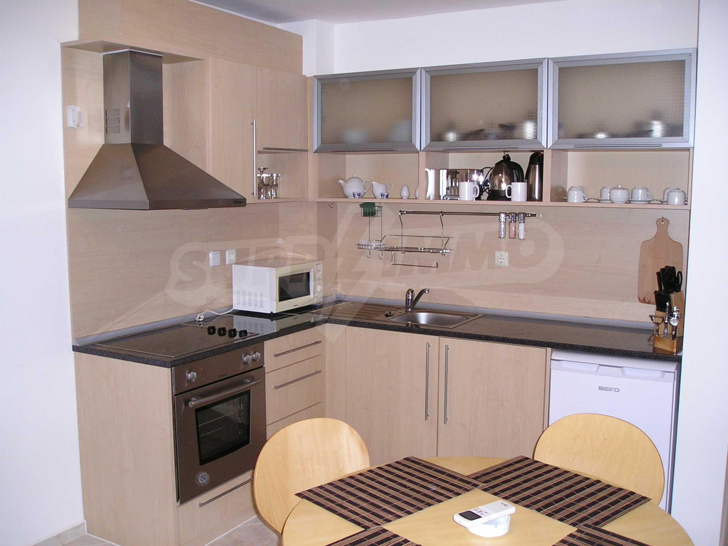 Ein-Zimmer-Wohnung in Sunset Apartments 1 in Kosharitsa 6