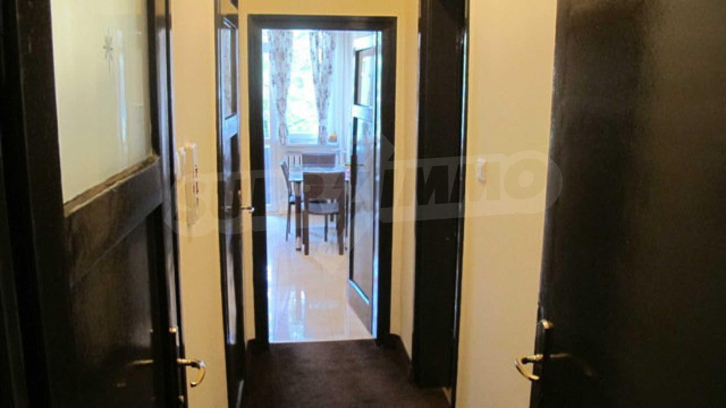 Zwei-Zimmer-Wohnung in einem idealen Zentrum 17