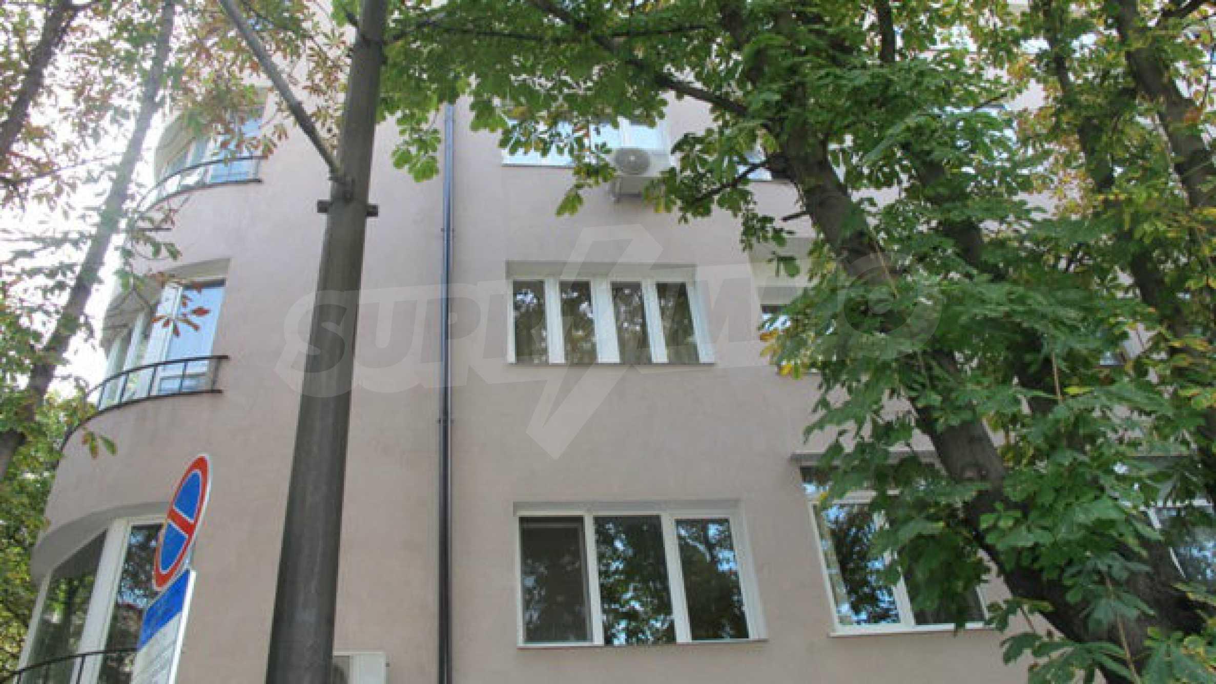 Zwei-Zimmer-Wohnung in einem idealen Zentrum 21
