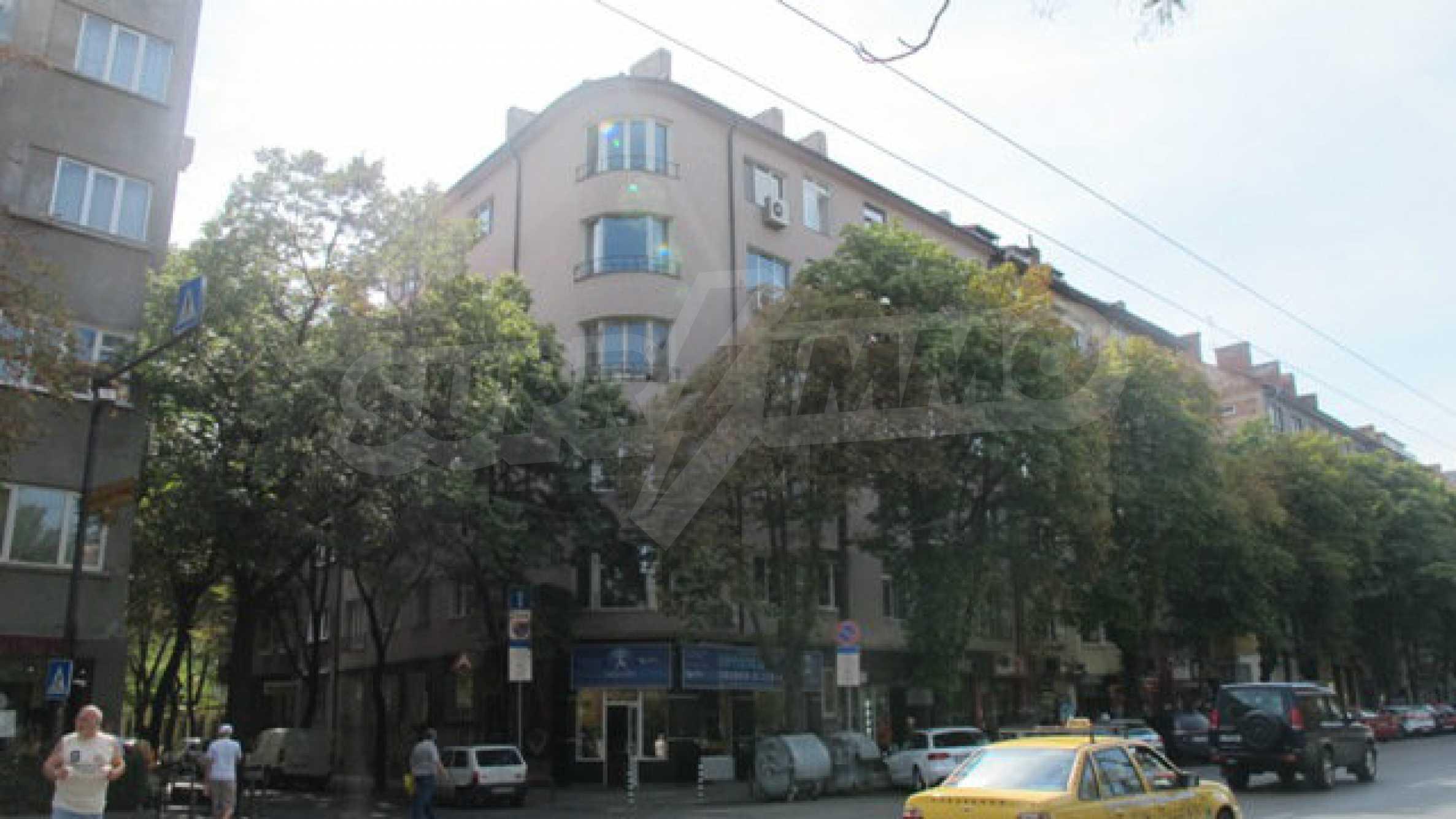 Zwei-Zimmer-Wohnung in einem idealen Zentrum 22