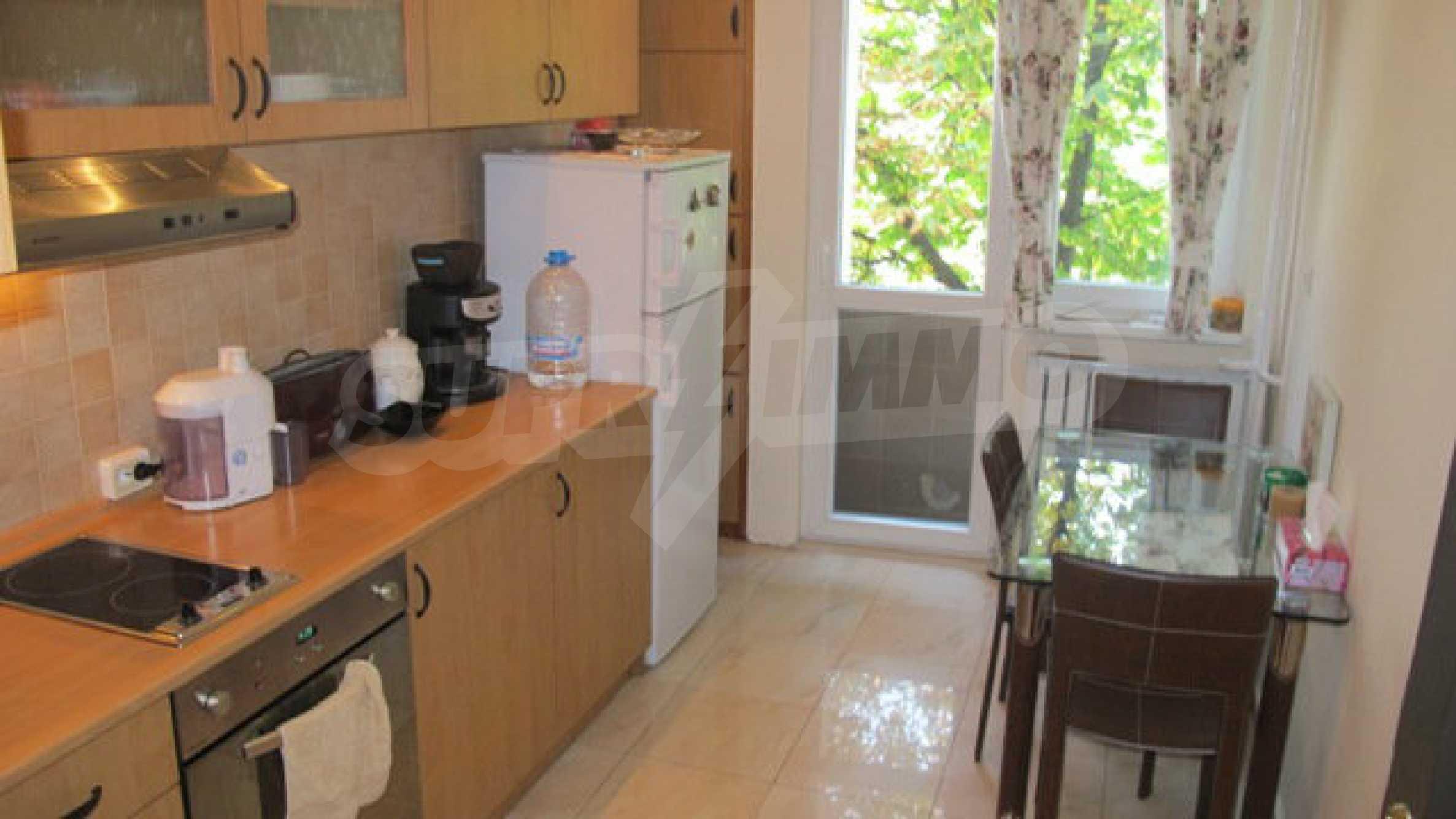 Zwei-Zimmer-Wohnung in einem idealen Zentrum 3