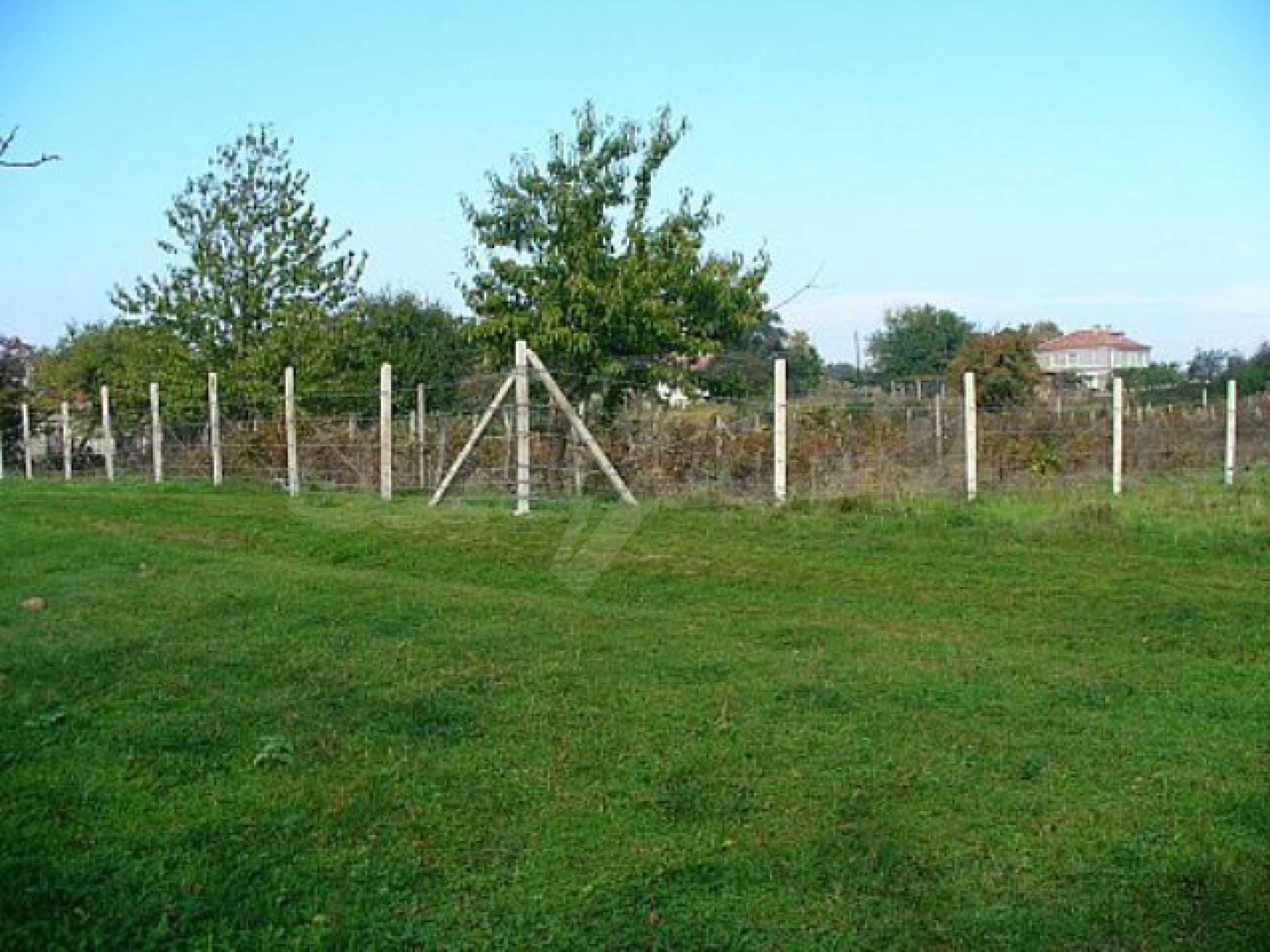 Buildng land in the village Rudnik