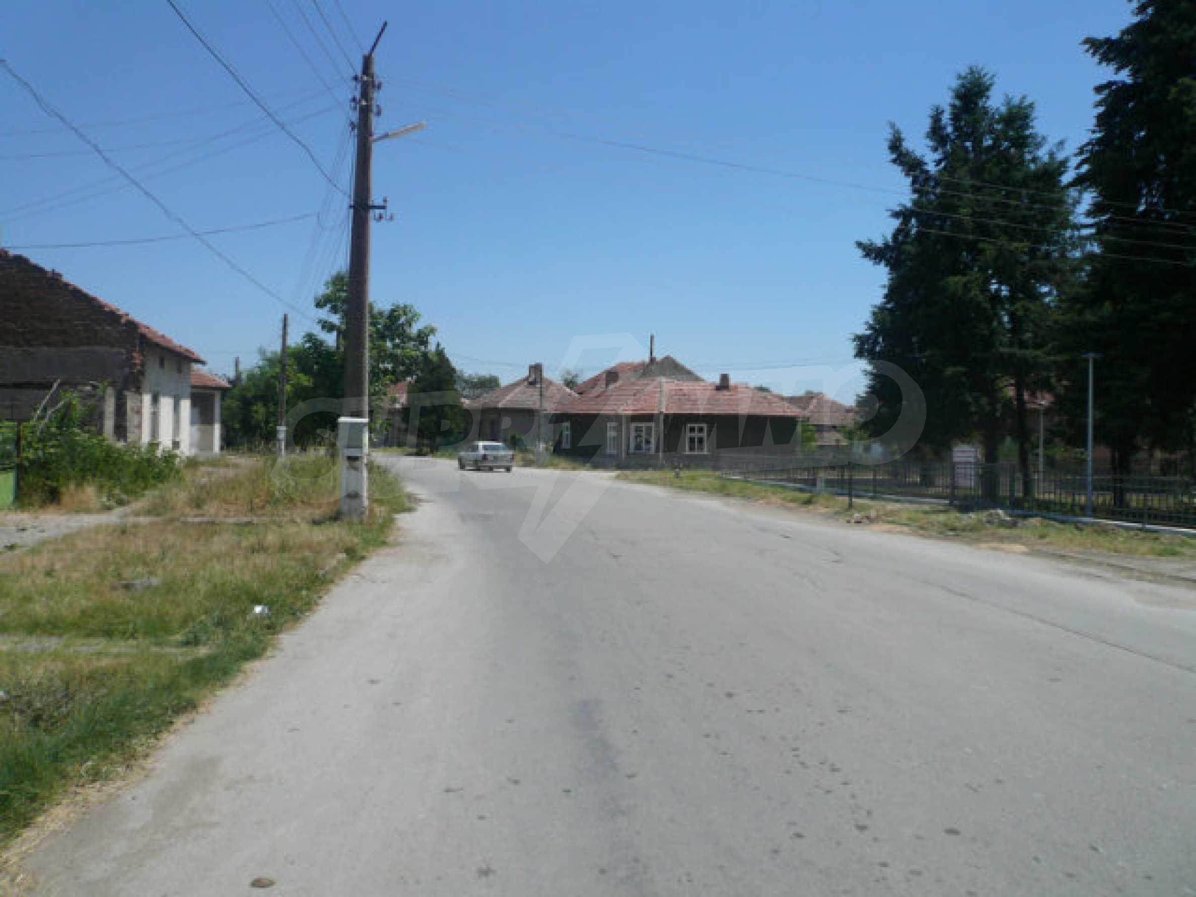 Einfamilienhaus mit schönem Garten, 40 km von Vidin entfernt 12