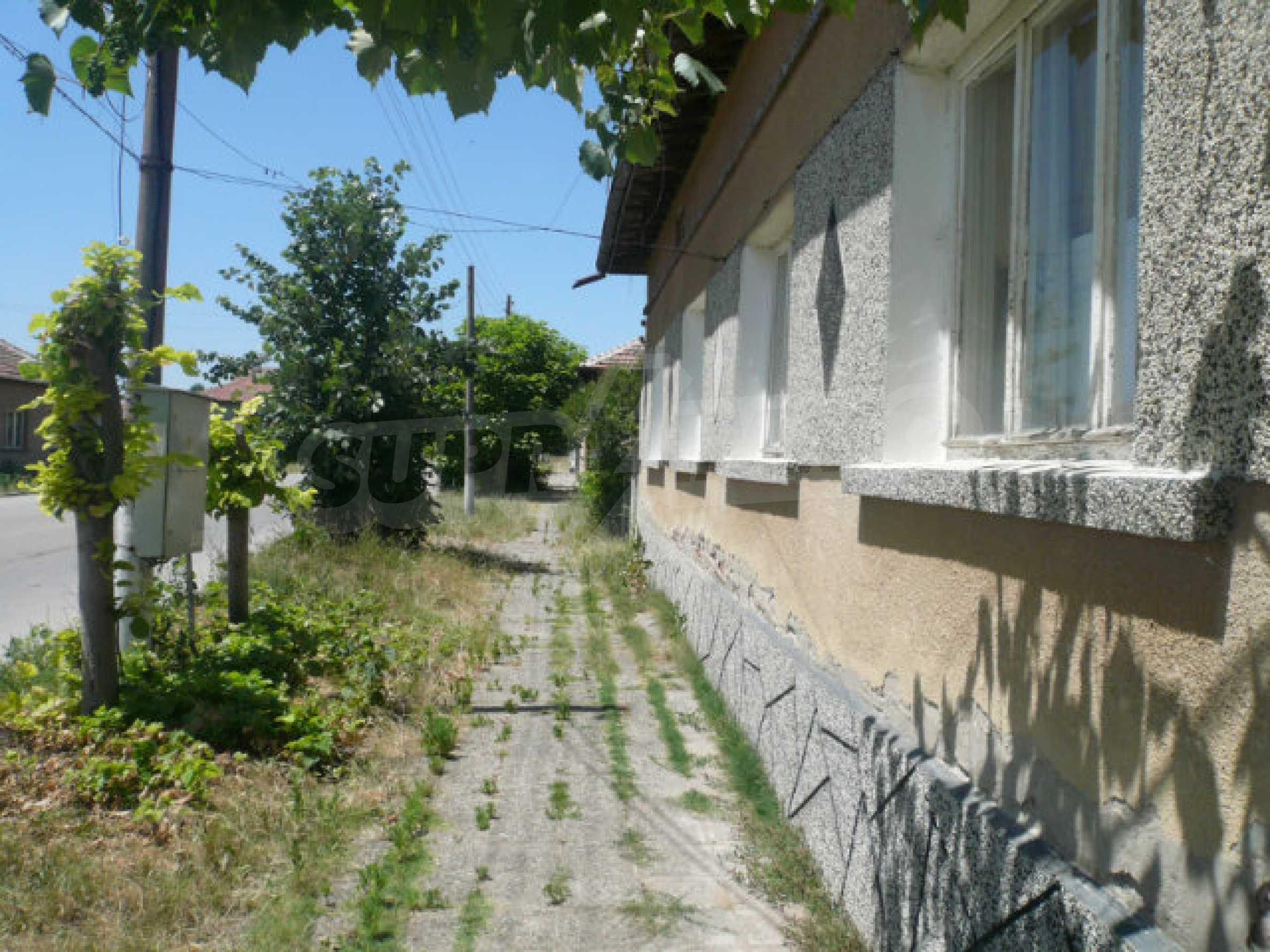Einfamilienhaus mit schönem Garten, 40 km von Vidin entfernt 2