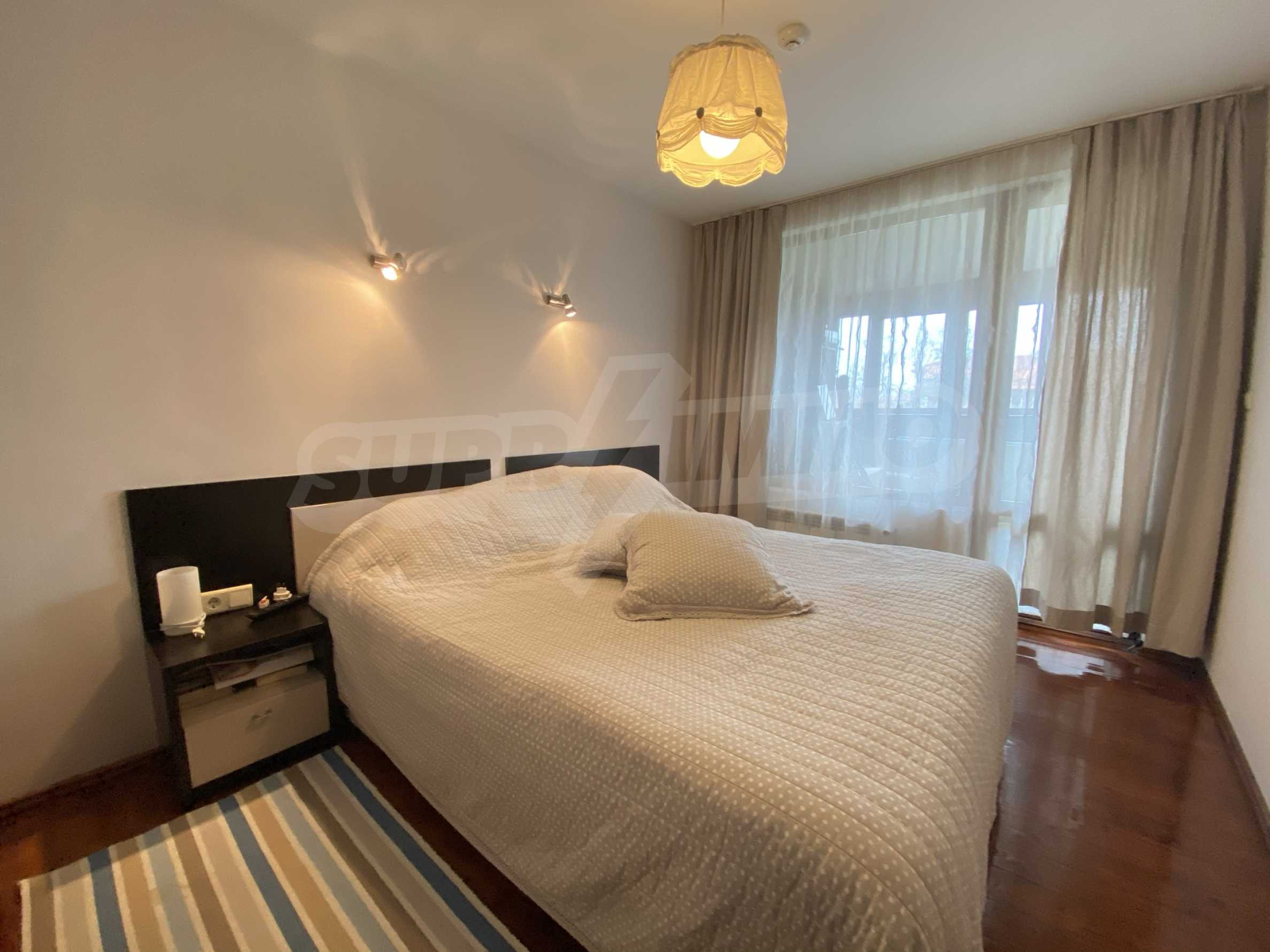 Furnished apartment meters from the ski lift in the town of Bansko