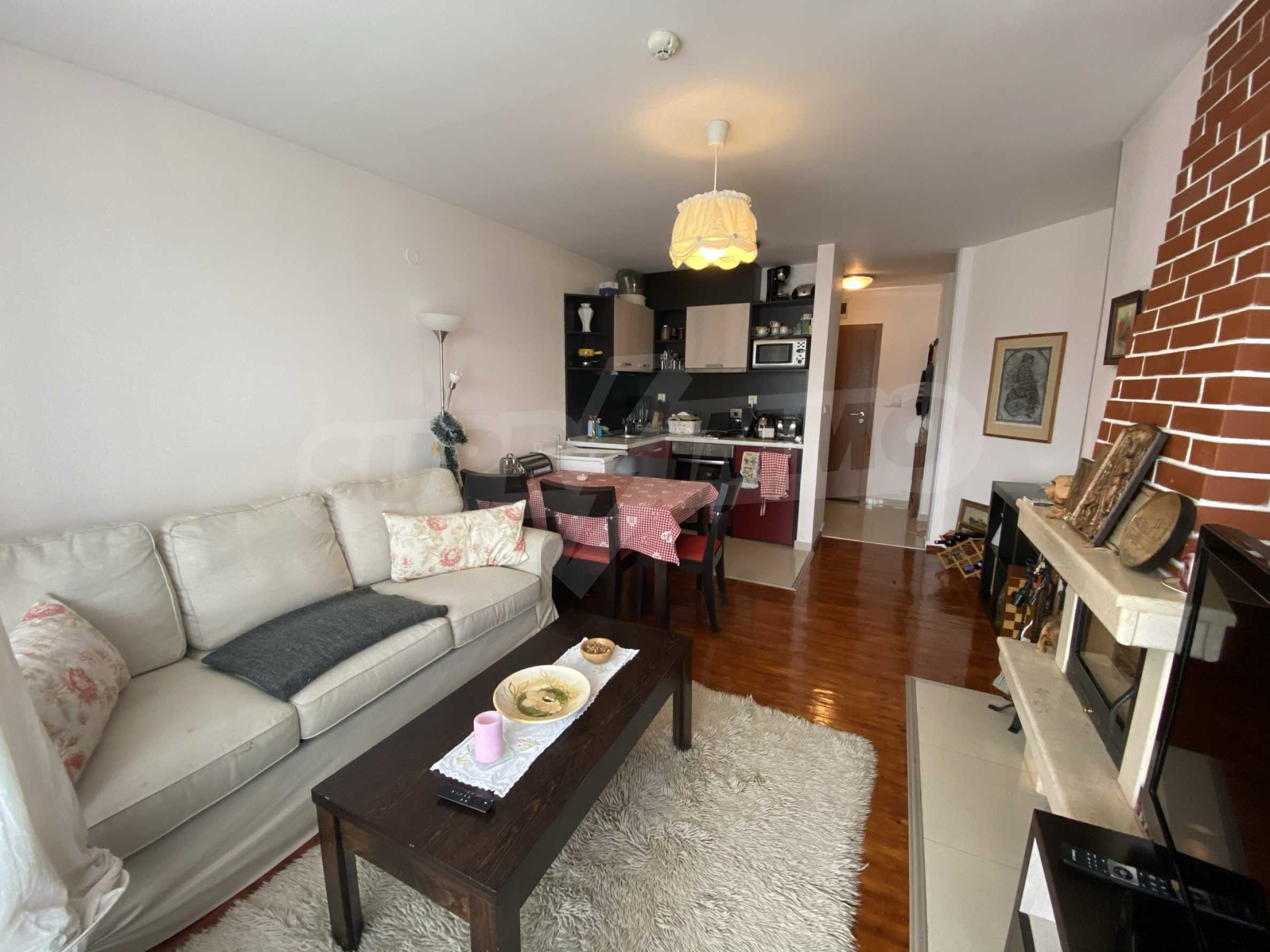 Furnished apartment meters from the ski lift in the town of Bansko 9