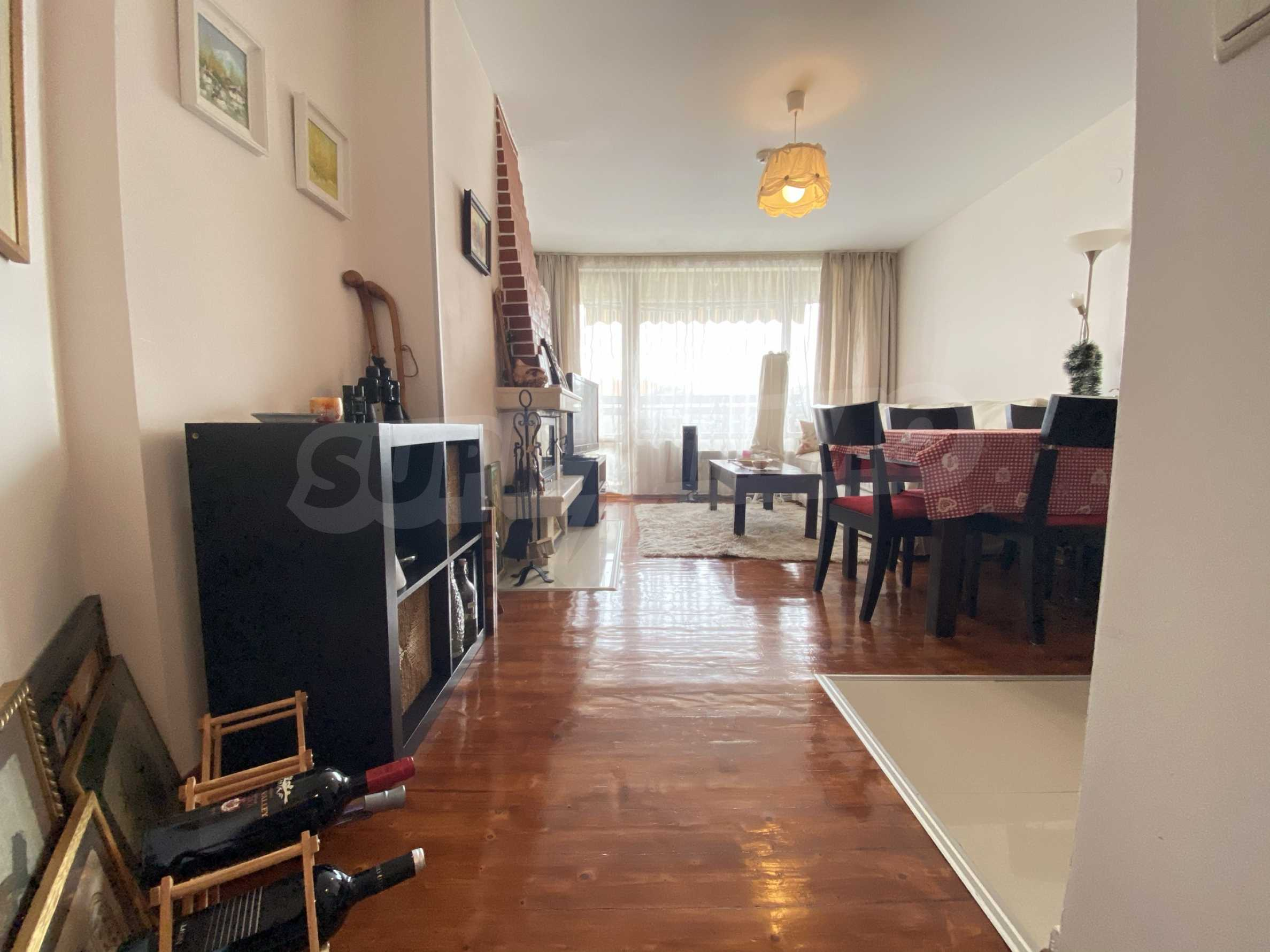Furnished apartment meters from the ski lift in the town of Bansko 4