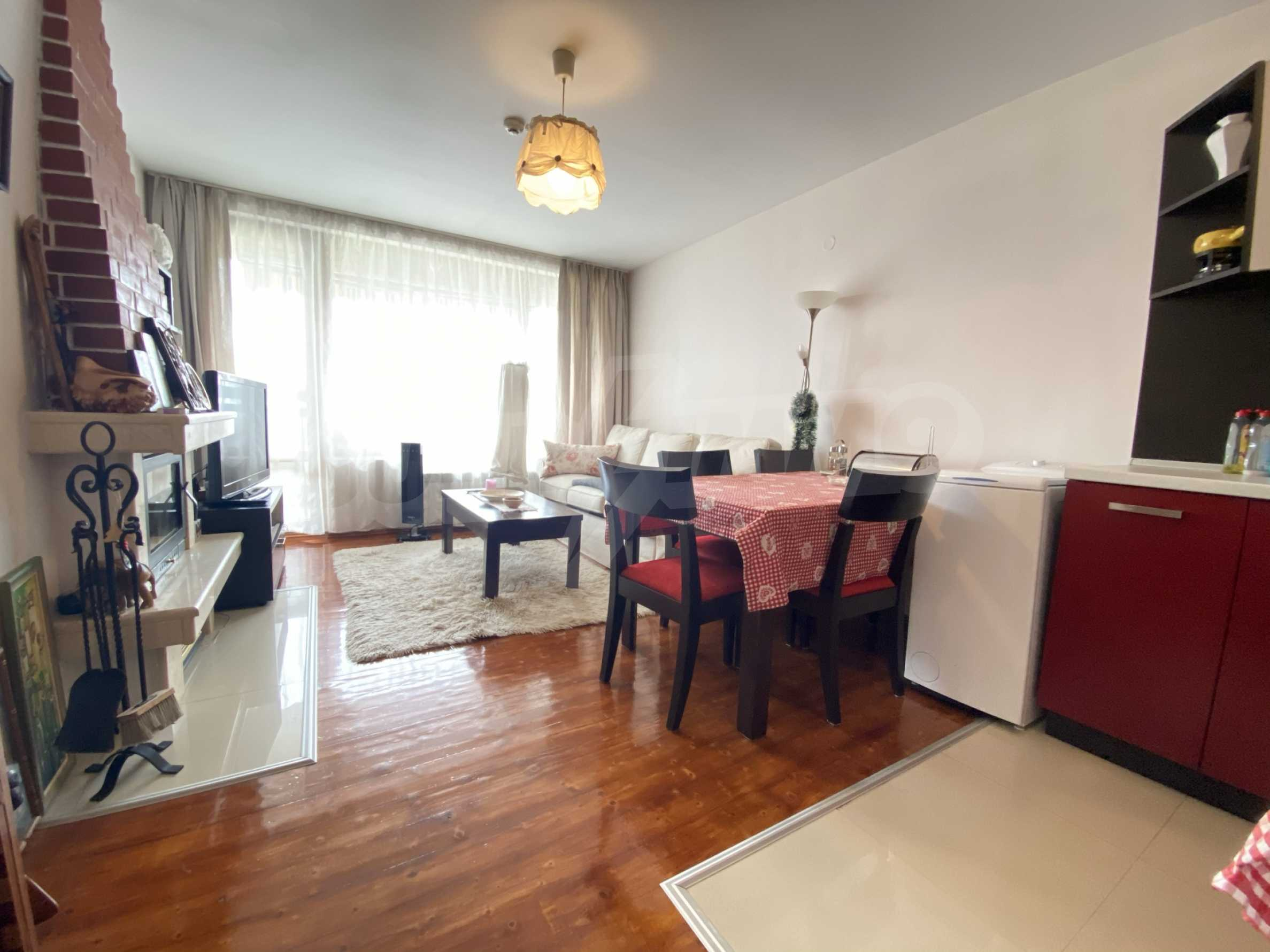 Furnished apartment meters from the ski lift in the town of Bansko 5