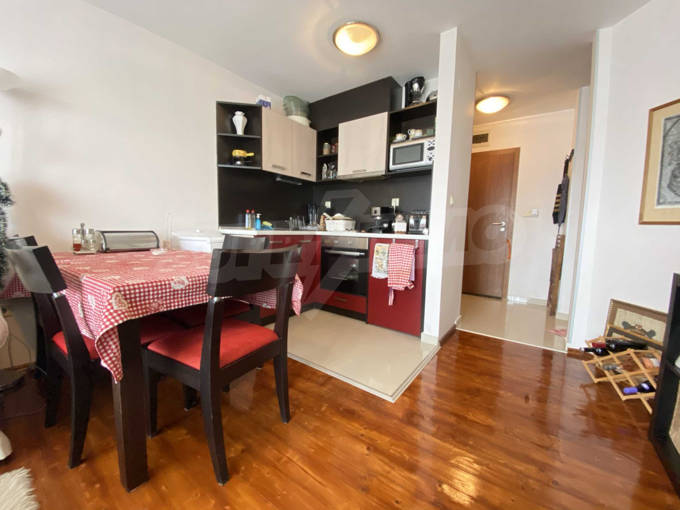 Furnished apartment meters from the ski lift in the town of Bansko 6