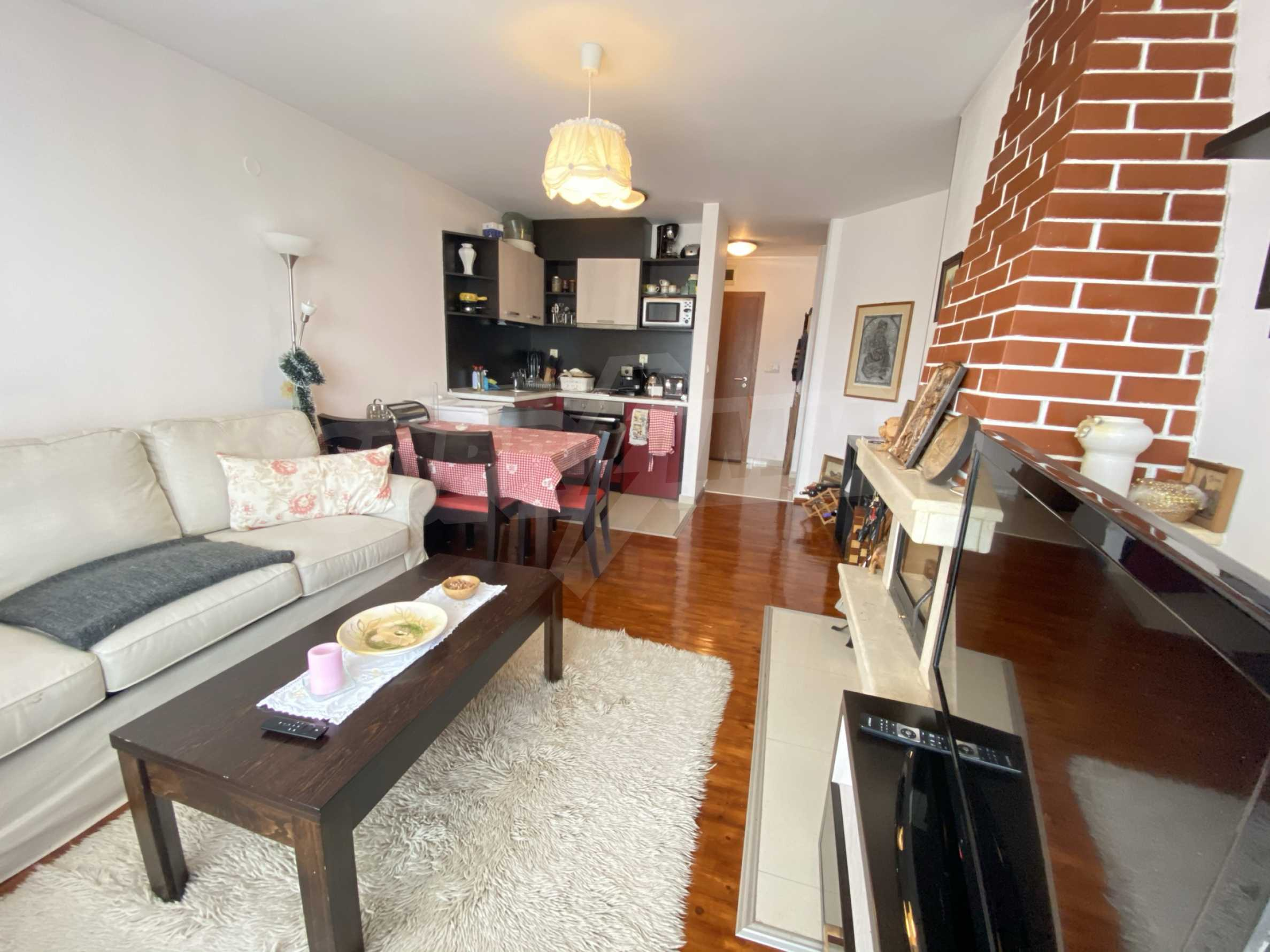 Furnished apartment meters from the ski lift in the town of Bansko 8