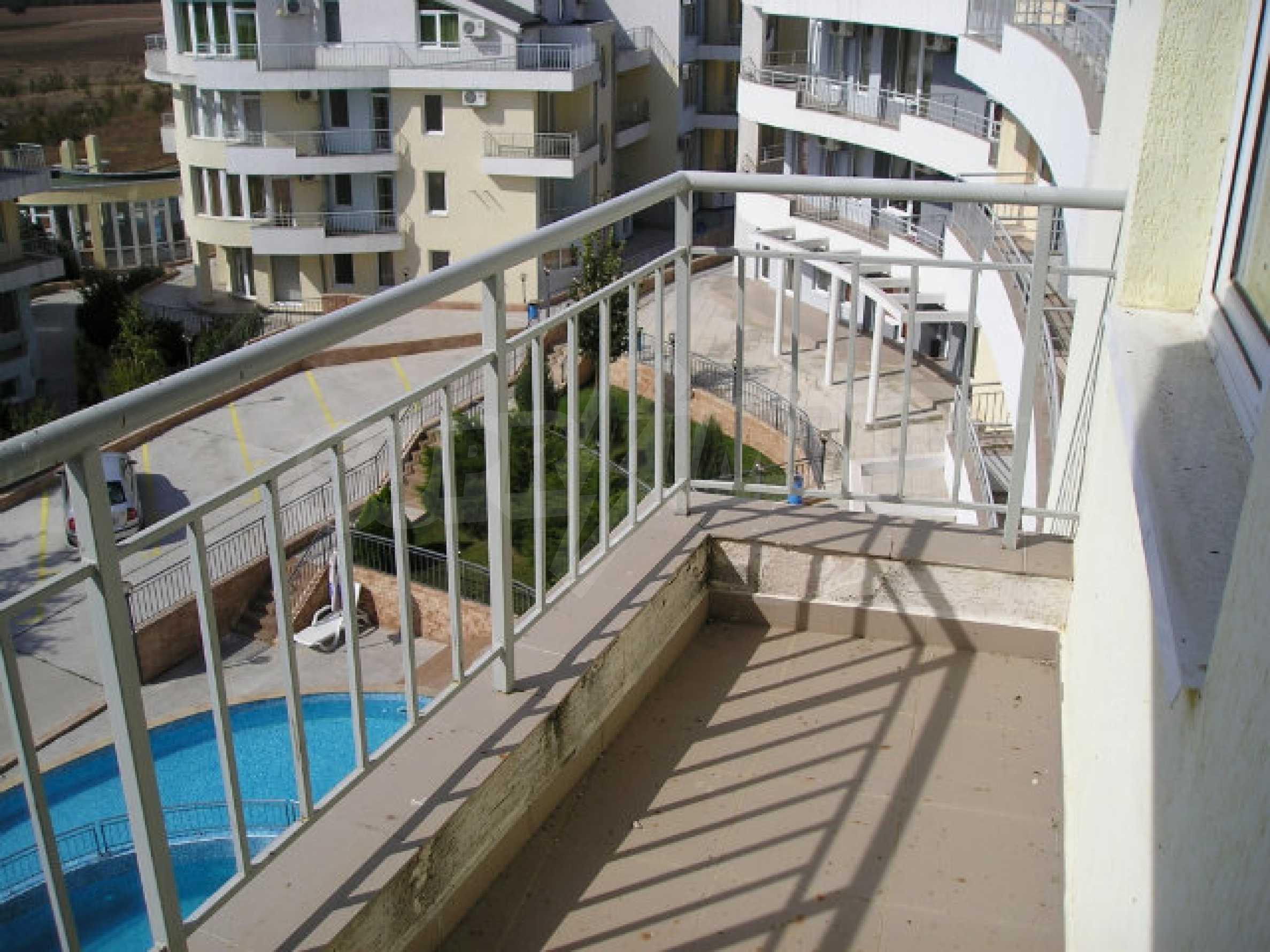 Ein-Zimmer-Wohnung in Sunset Apartments in Kosharitsa 18