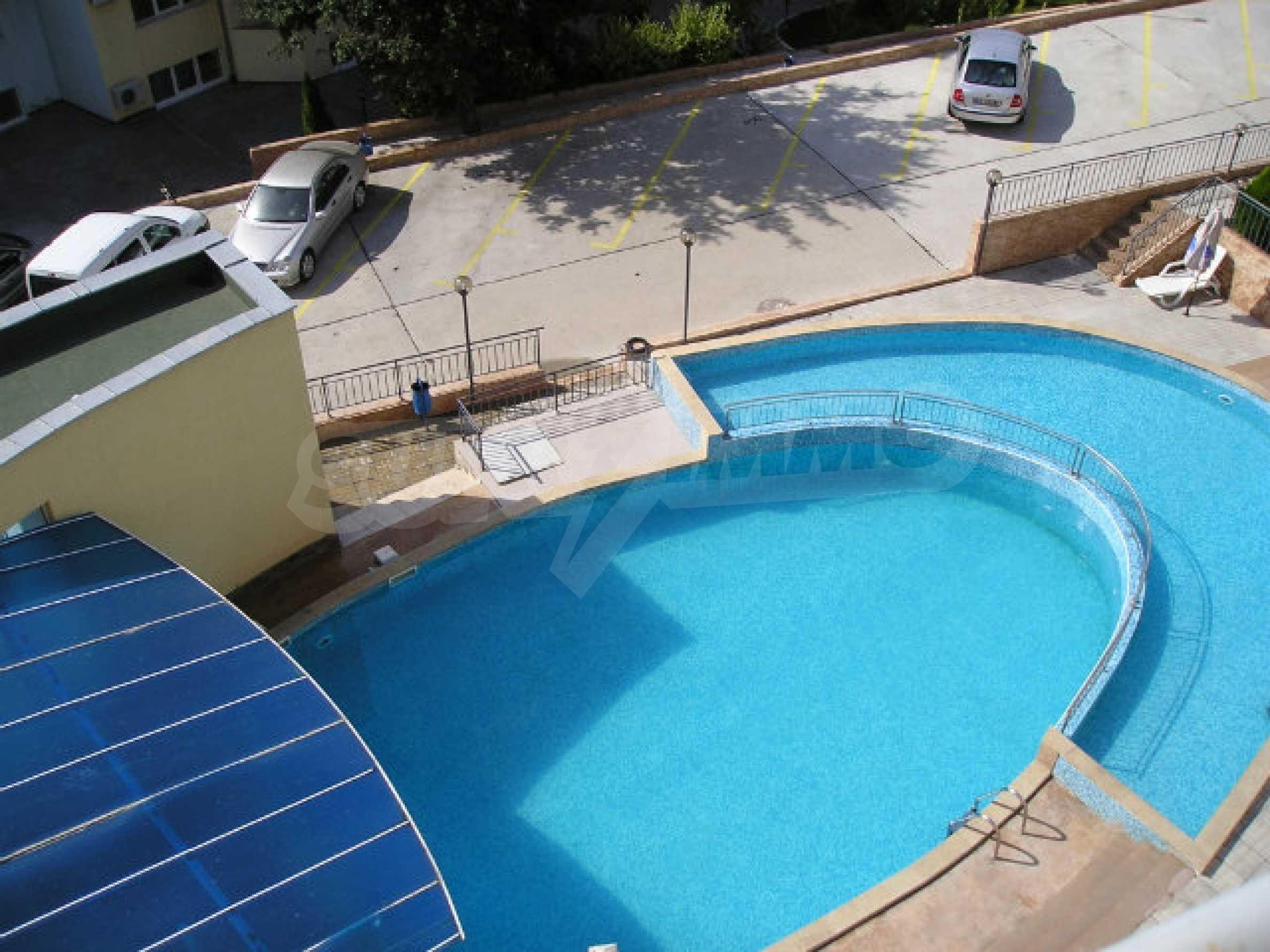 Ein-Zimmer-Wohnung in Sunset Apartments in Kosharitsa 19