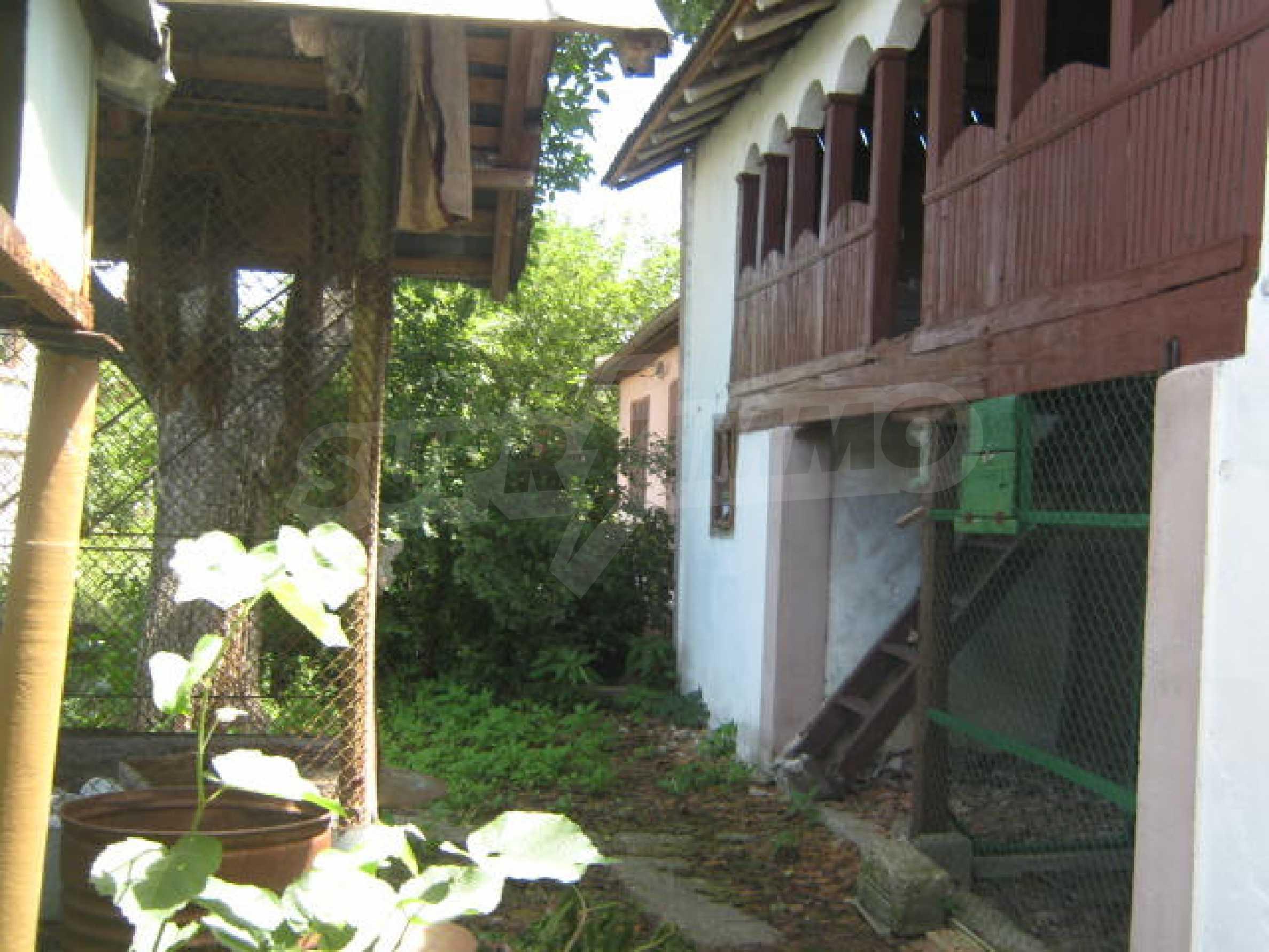 Zweistöckiges Haus neben der Stadt Widin zu verkaufen 23