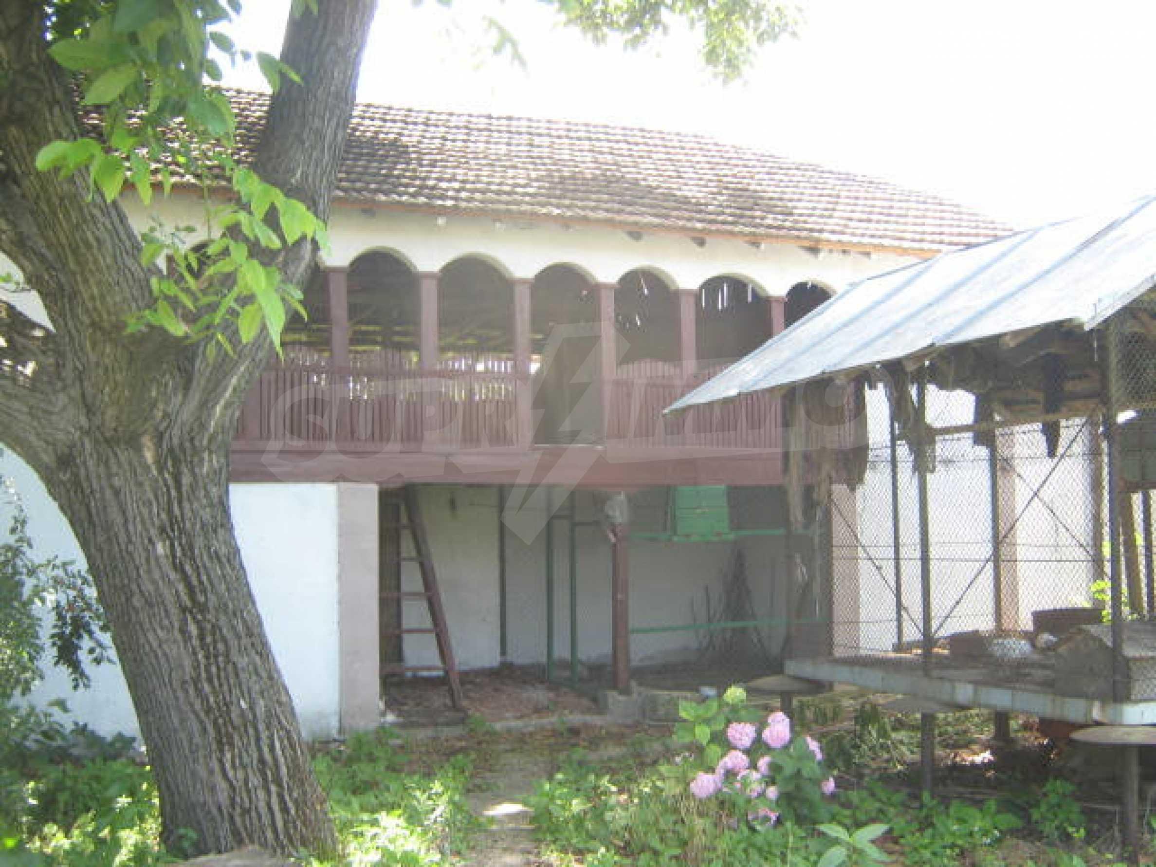 Zweistöckiges Haus neben der Stadt Widin zu verkaufen 24