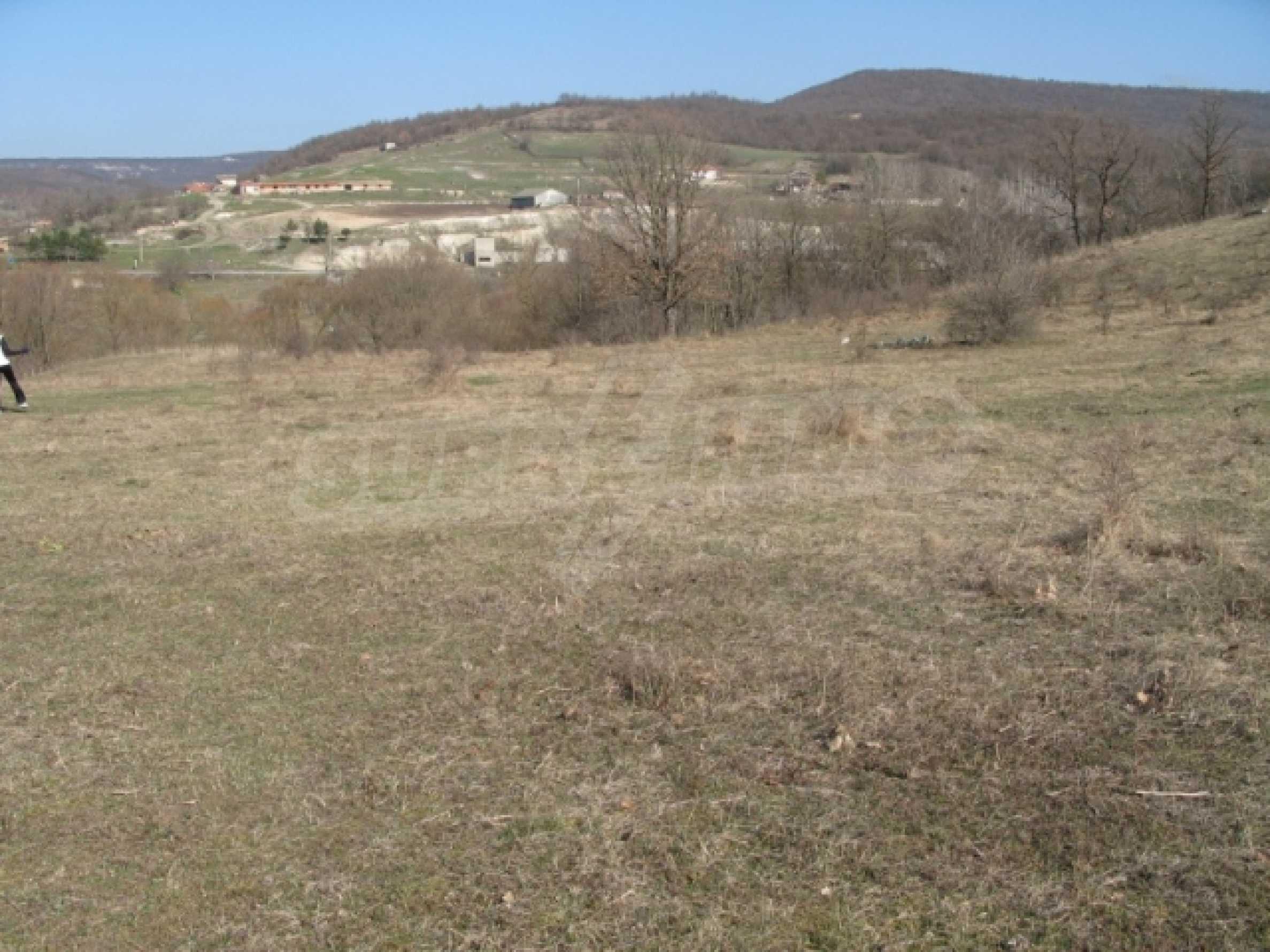 Продается участок площадью 46 500 кв.м. в 12 км от Албены 5