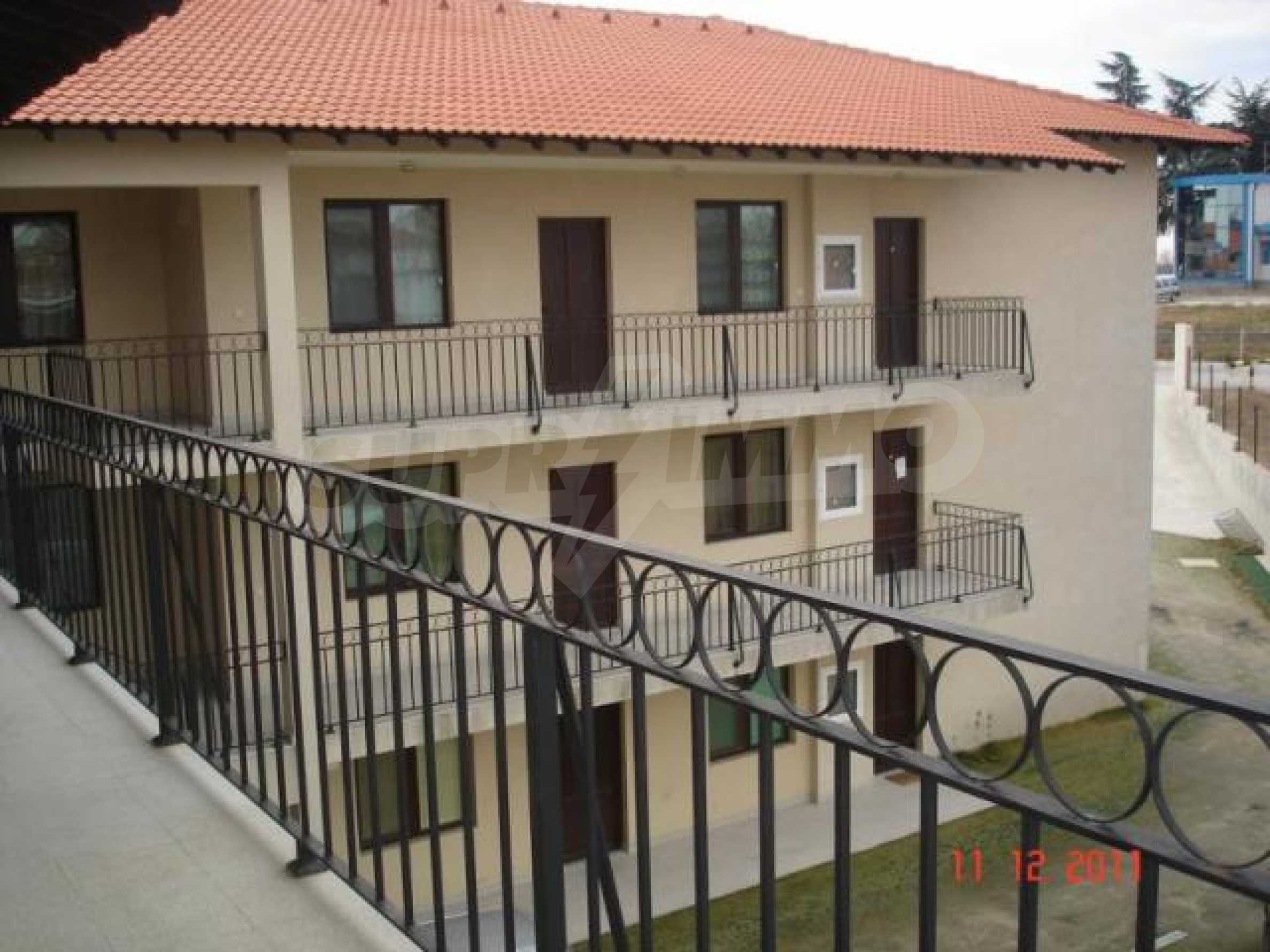 Luxury two bedroom apartment near Varna 13