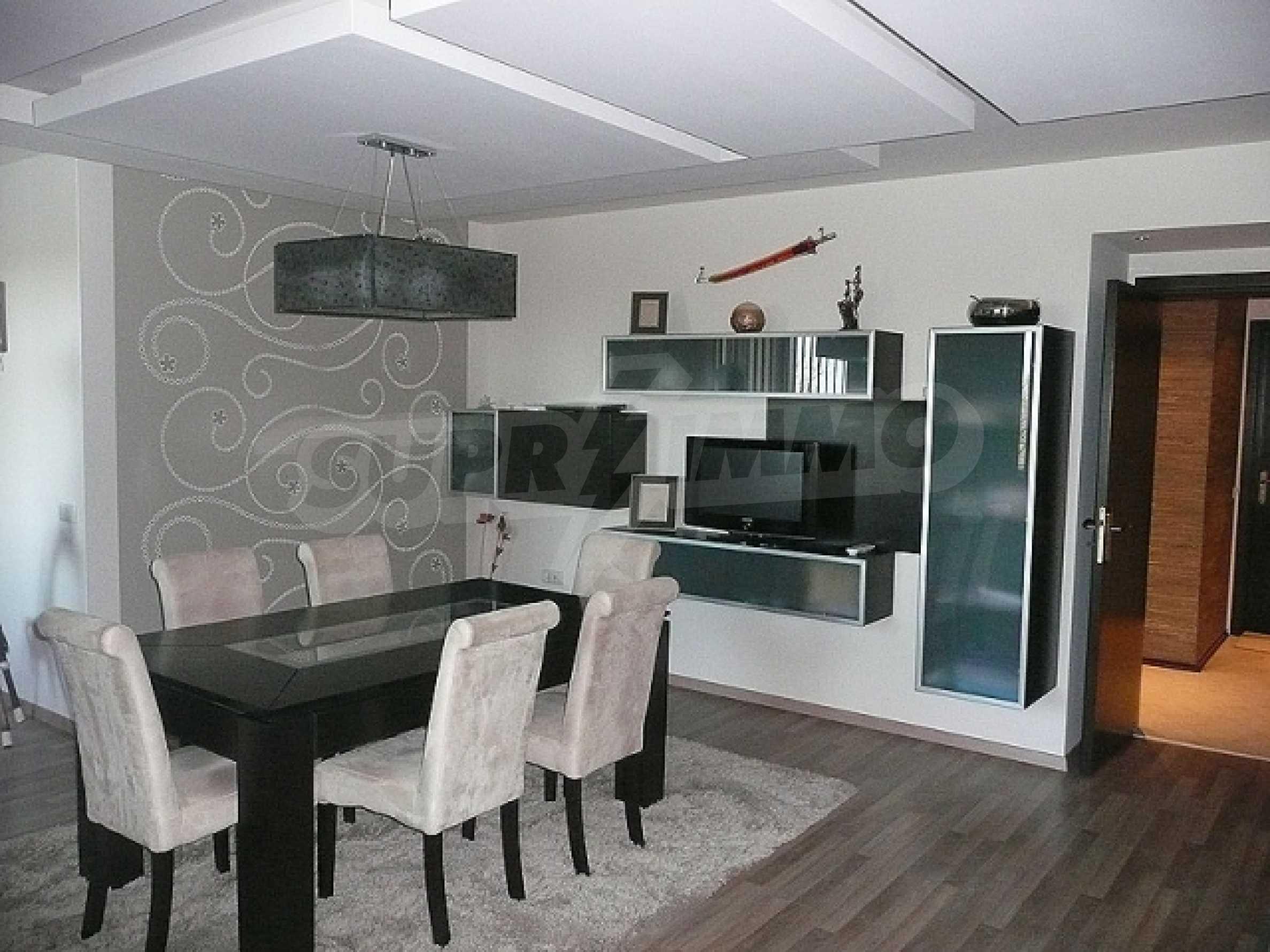 Luxury two bedroom apartment near Varna