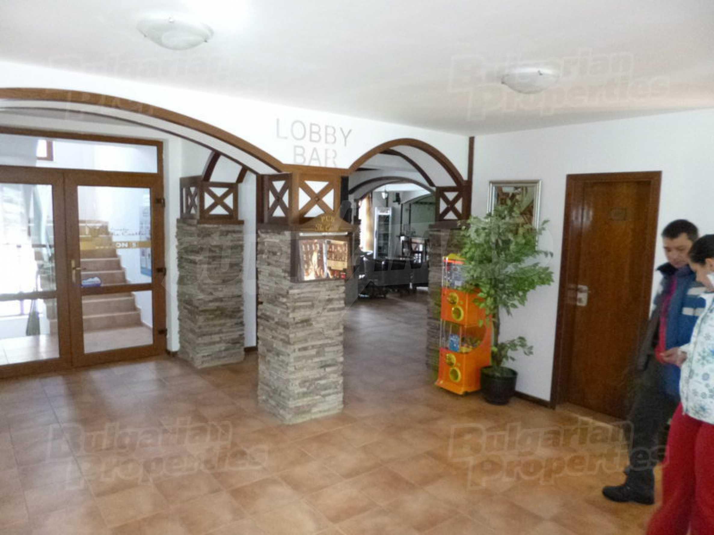 Hervorragend möbliertes Anwesen im Schlosshotel 16