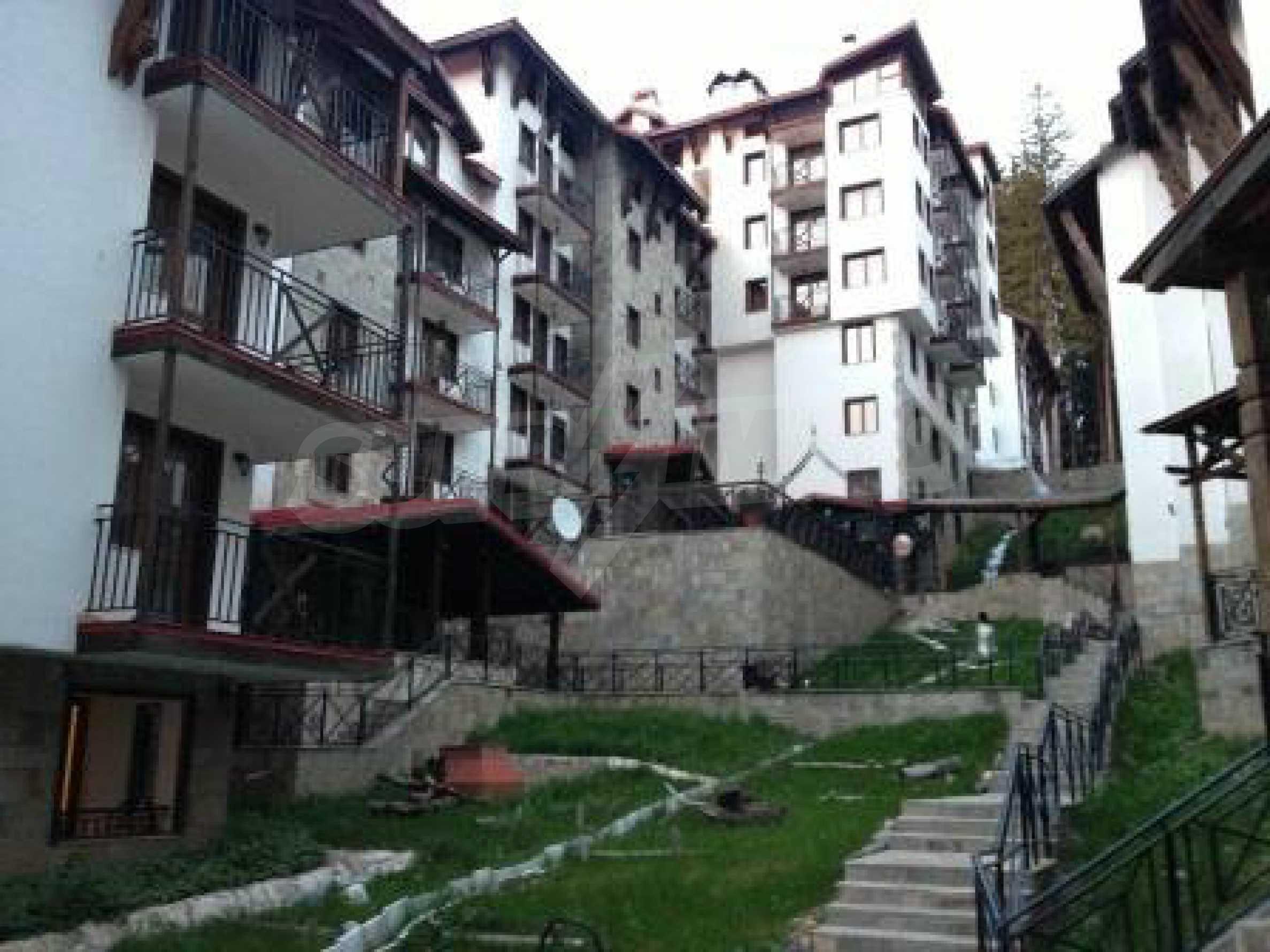 Hervorragend möbliertes Anwesen im Schlosshotel 23