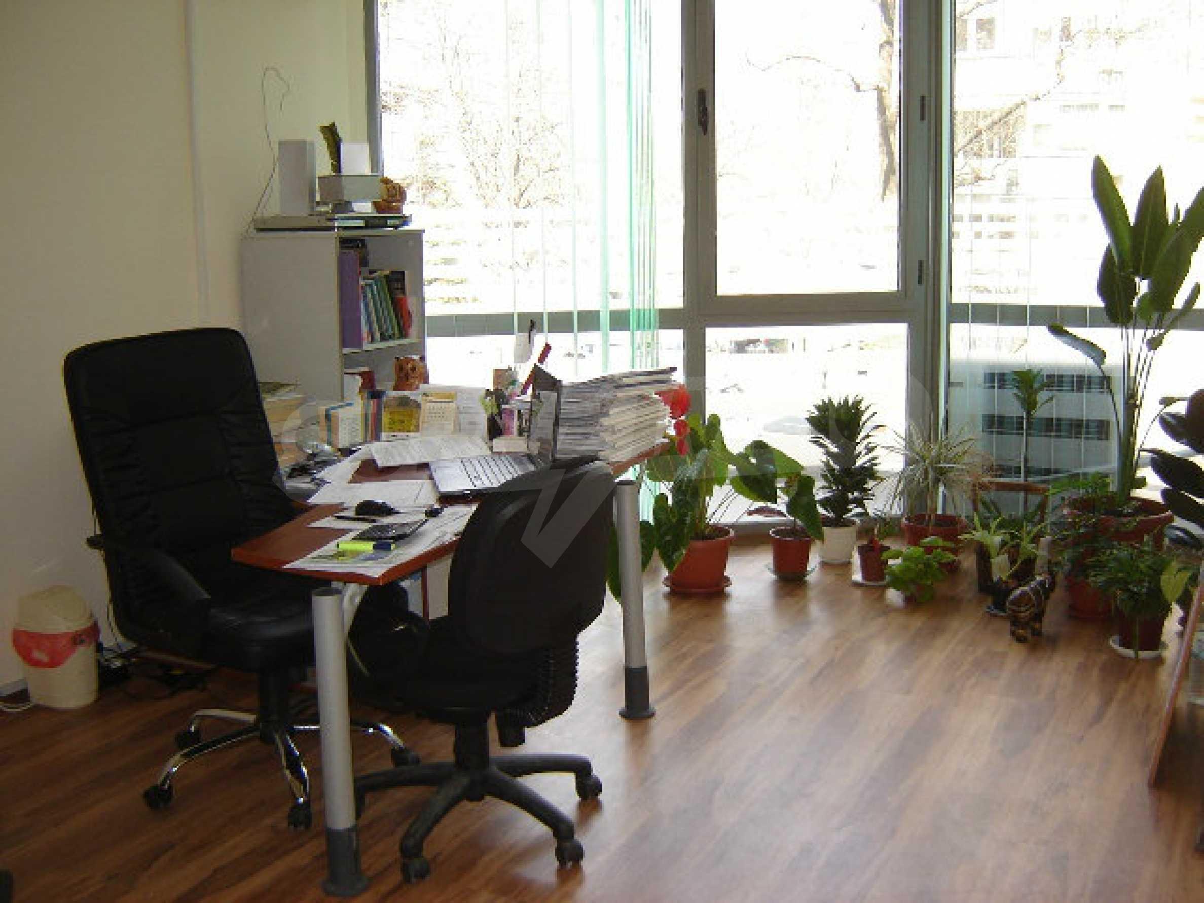 Geräumiges Büro in einem Luxusgebäude am Meer 16