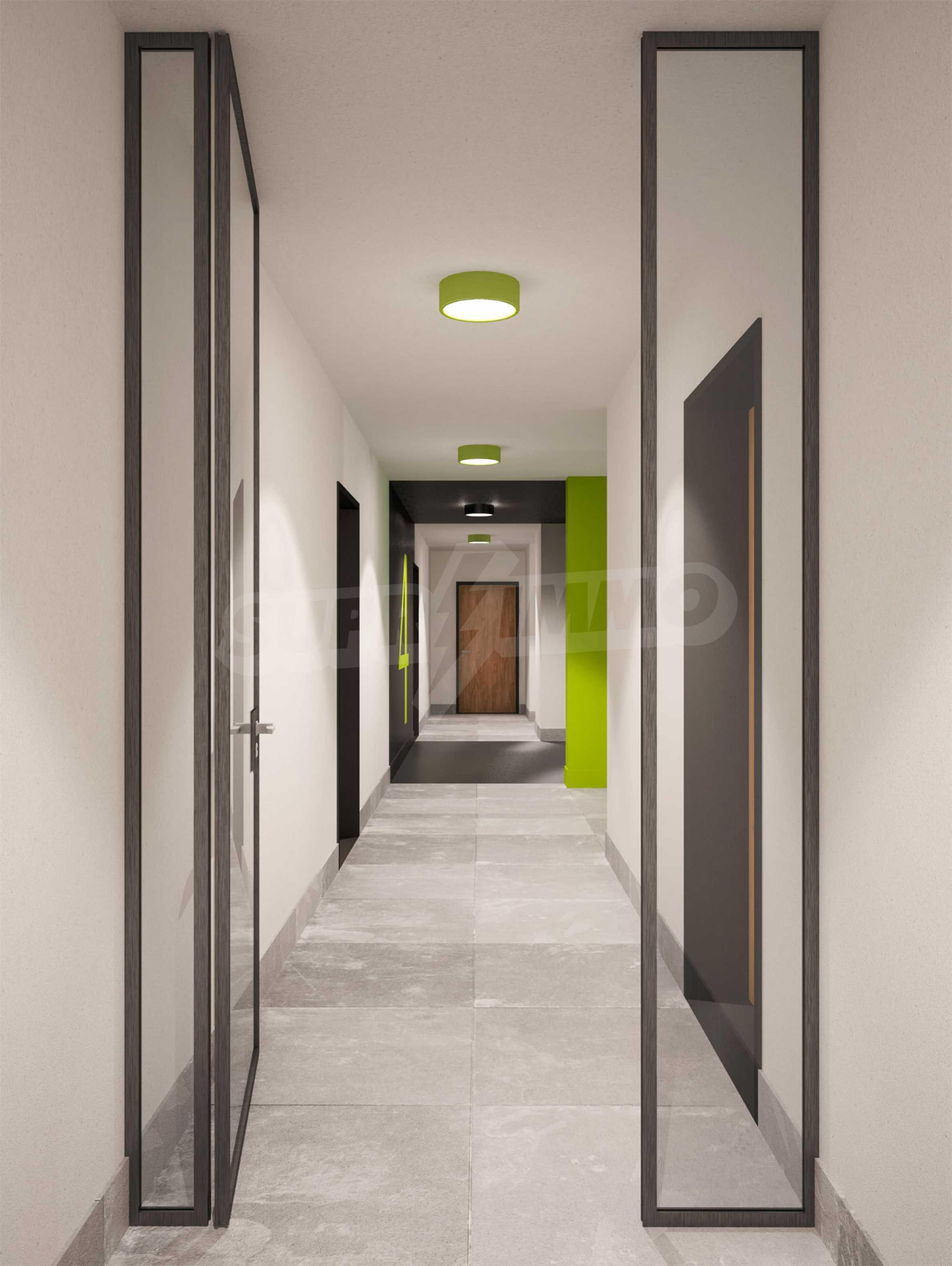 Neues Wohngebäude mit Büros und Geschäften in der Nähe von NBU zu PROMO-Preisen 3