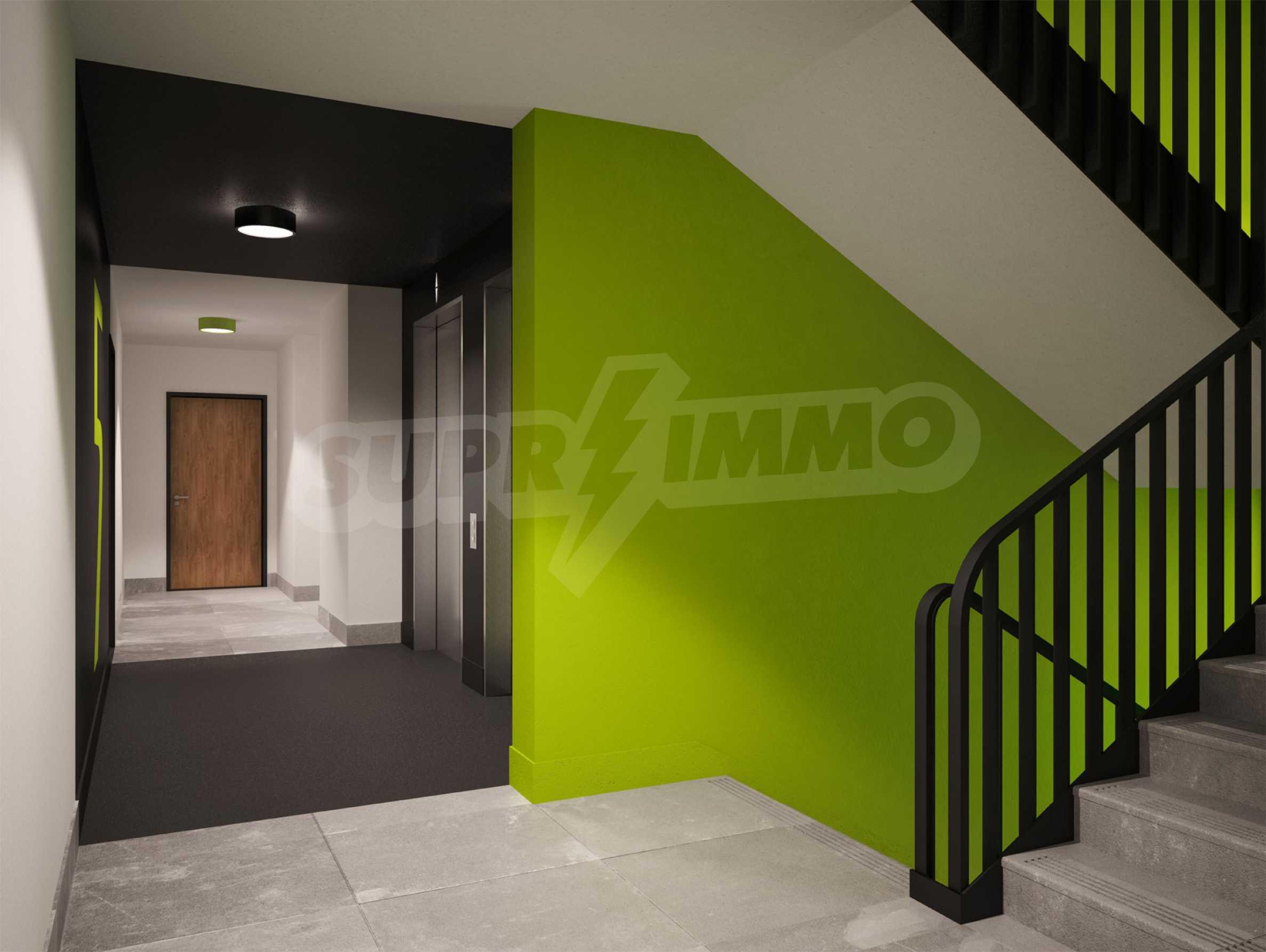 Neues Wohngebäude mit Büros und Geschäften in der Nähe von NBU zu PROMO-Preisen 4