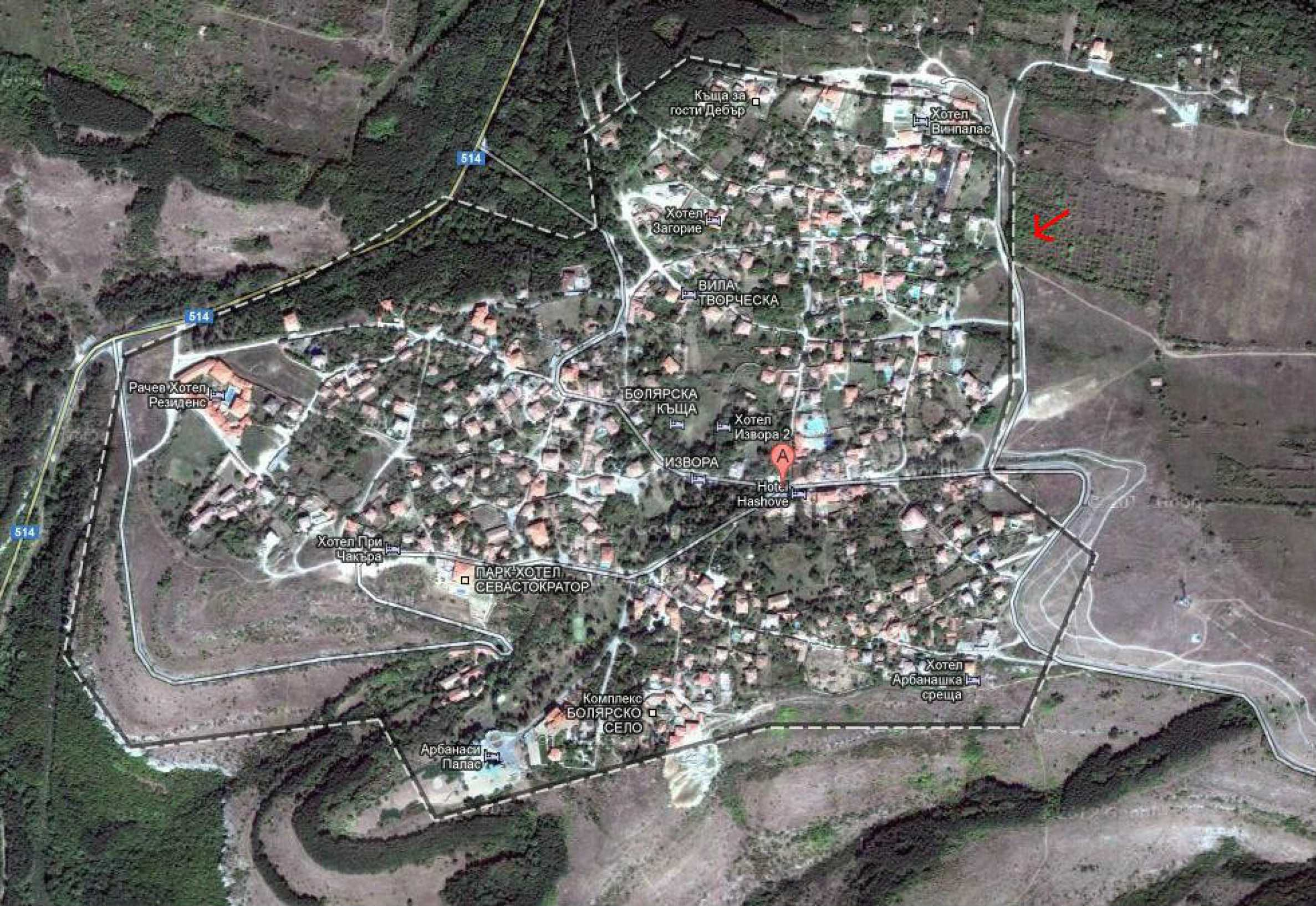Grundstück im Dorf Arbanasi mit sehr guter Lage 11