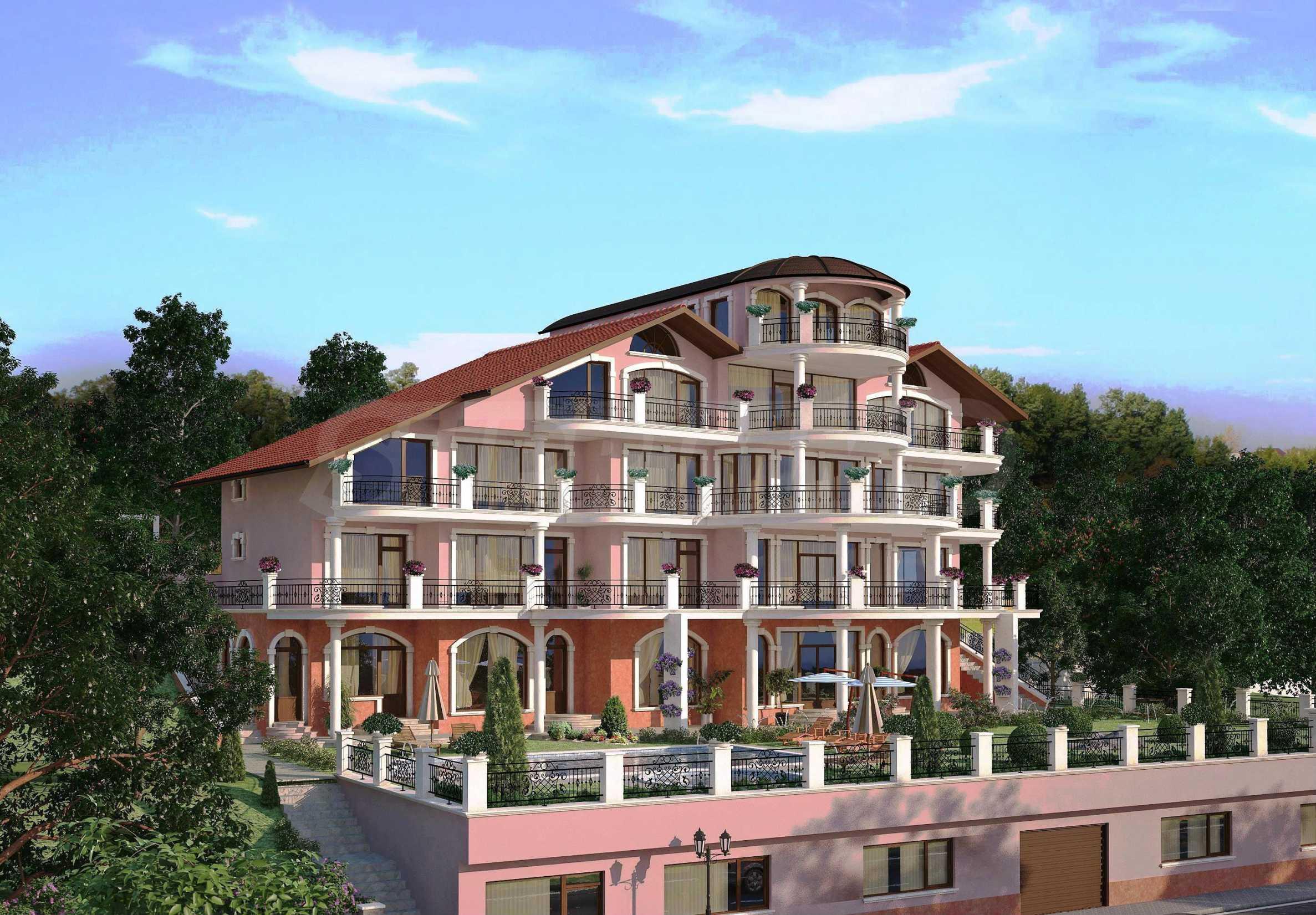Wohnsitz in Varna