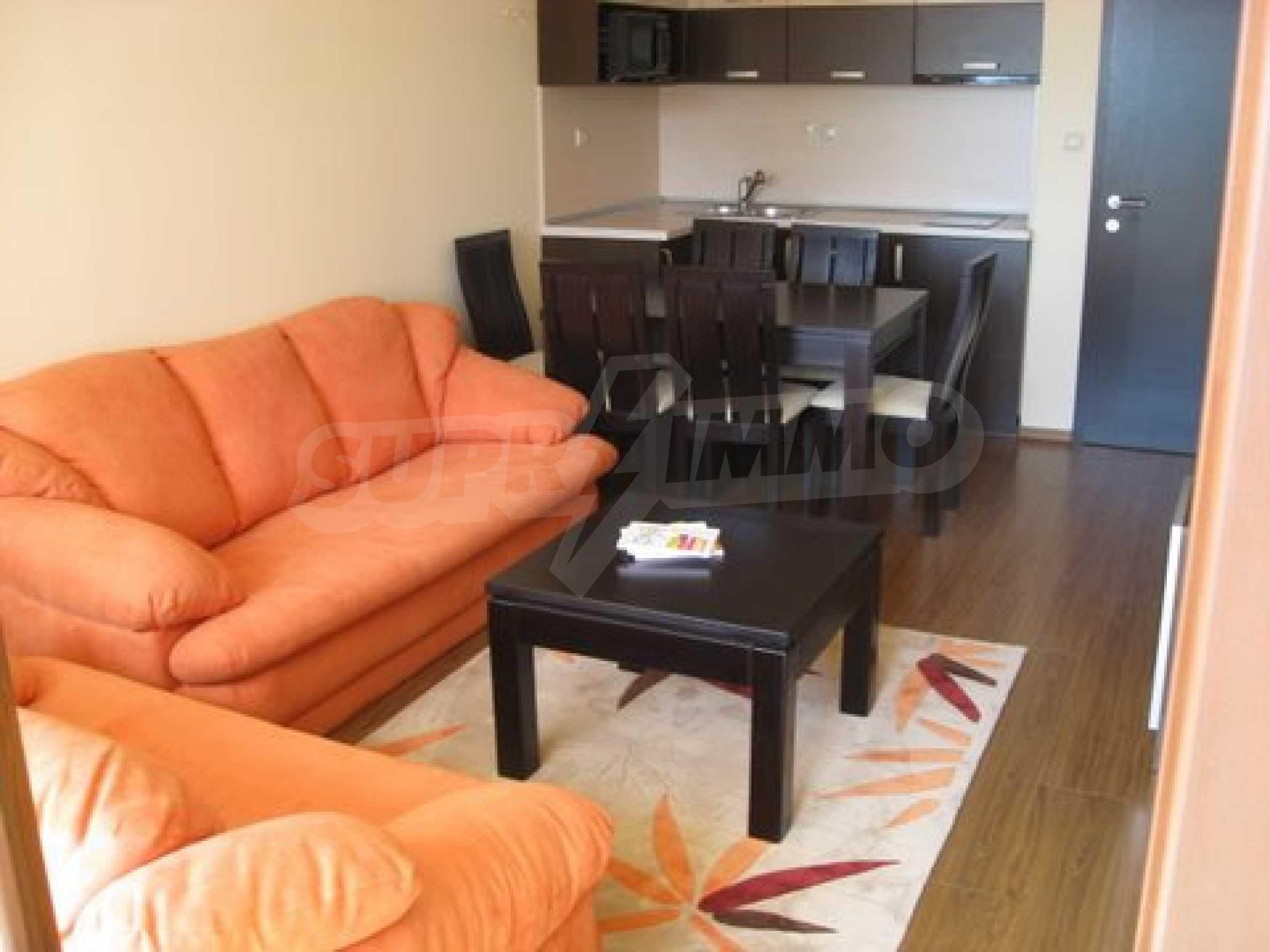 Sirena Apartment Sea View Apartment I 4