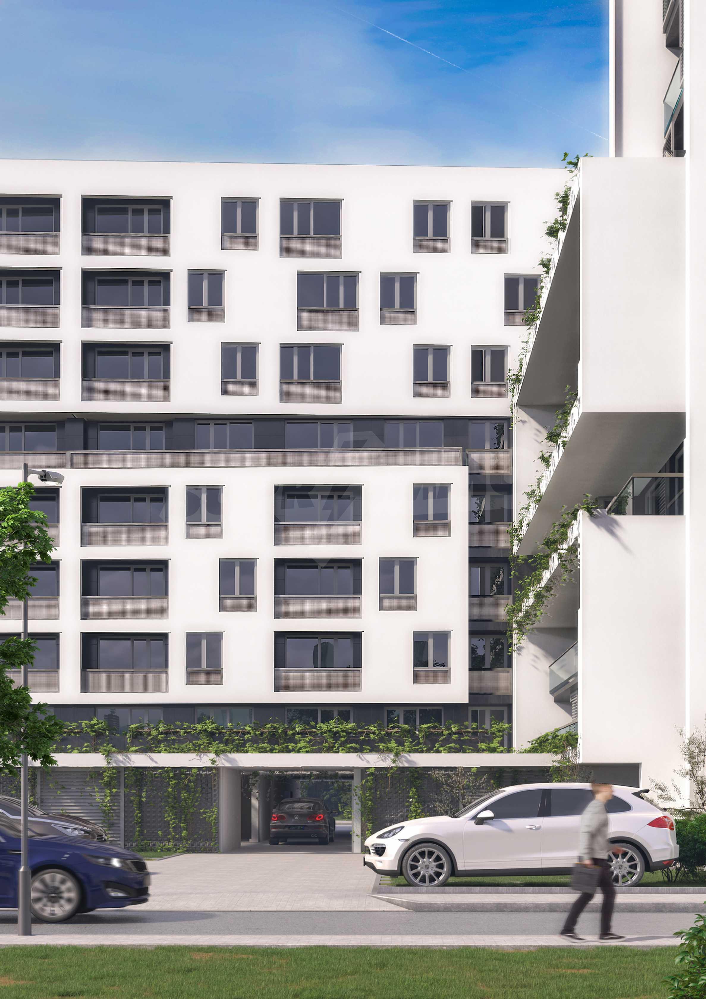 Exklusives Wohnprojekt in einer ruhigen Grünlage nahe Zentrum 5