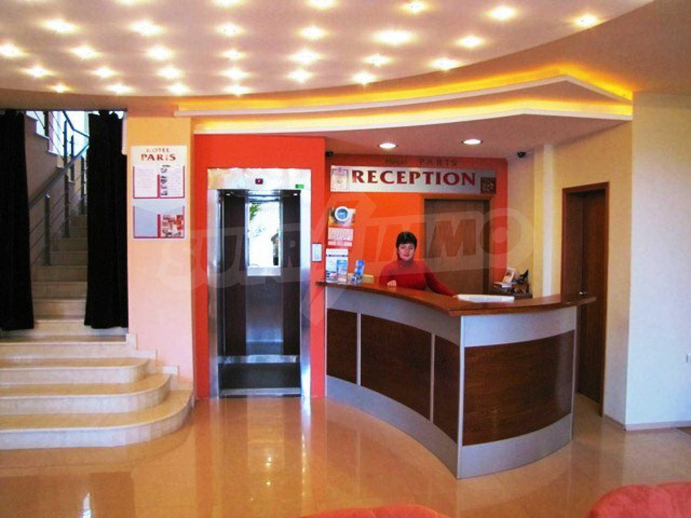 Hotel in Balchik 1