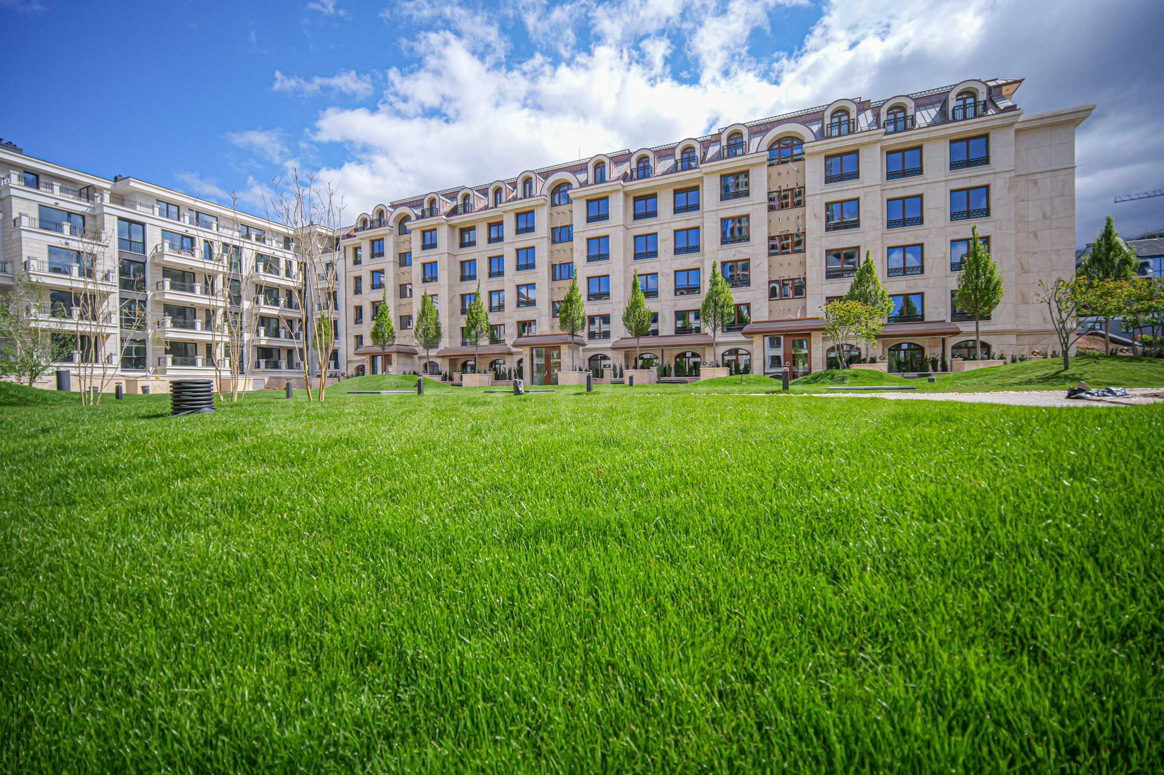 Wohnkomplex mit Park und Annehmlichkeiten der höchsten Klasse neben der Paradise Mall. Akt 14! 9
