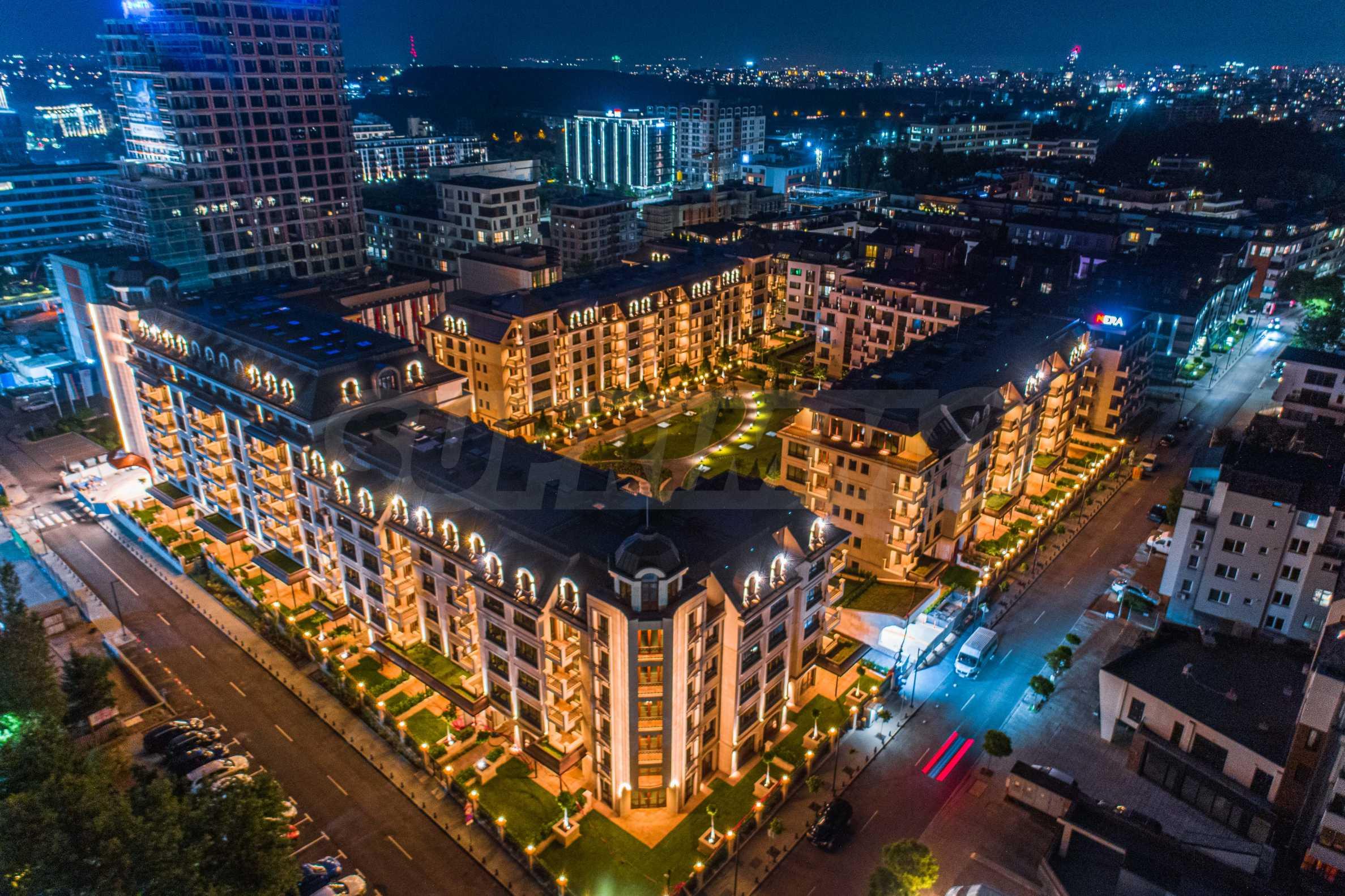 Wohnkomplex mit Park und Annehmlichkeiten der höchsten Klasse neben der Paradise Mall. Akt 14! 7