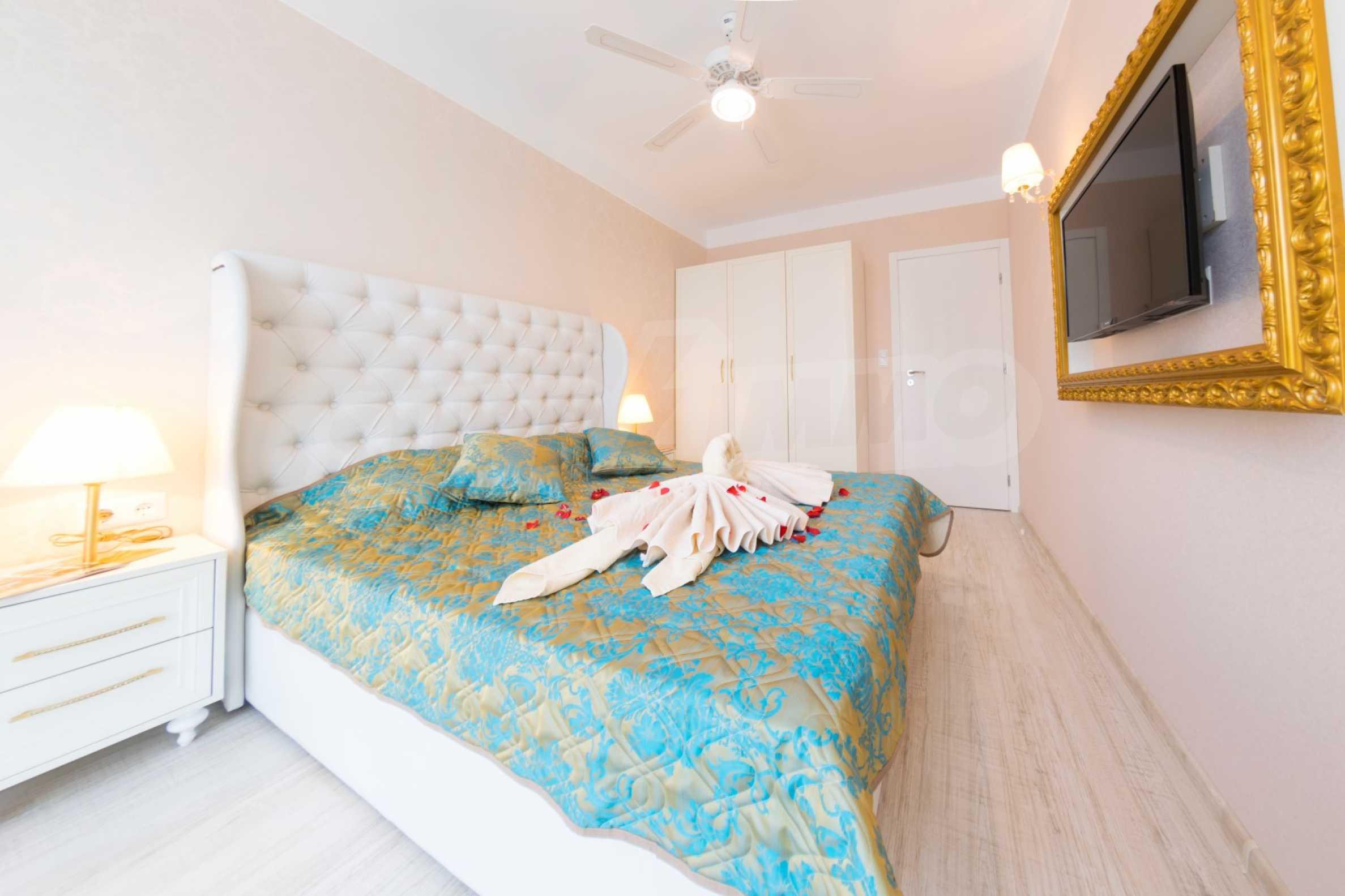 Sommersaison 2021! Auswahl an Mietwohnungen im Komplex der Premiumklasse 9
