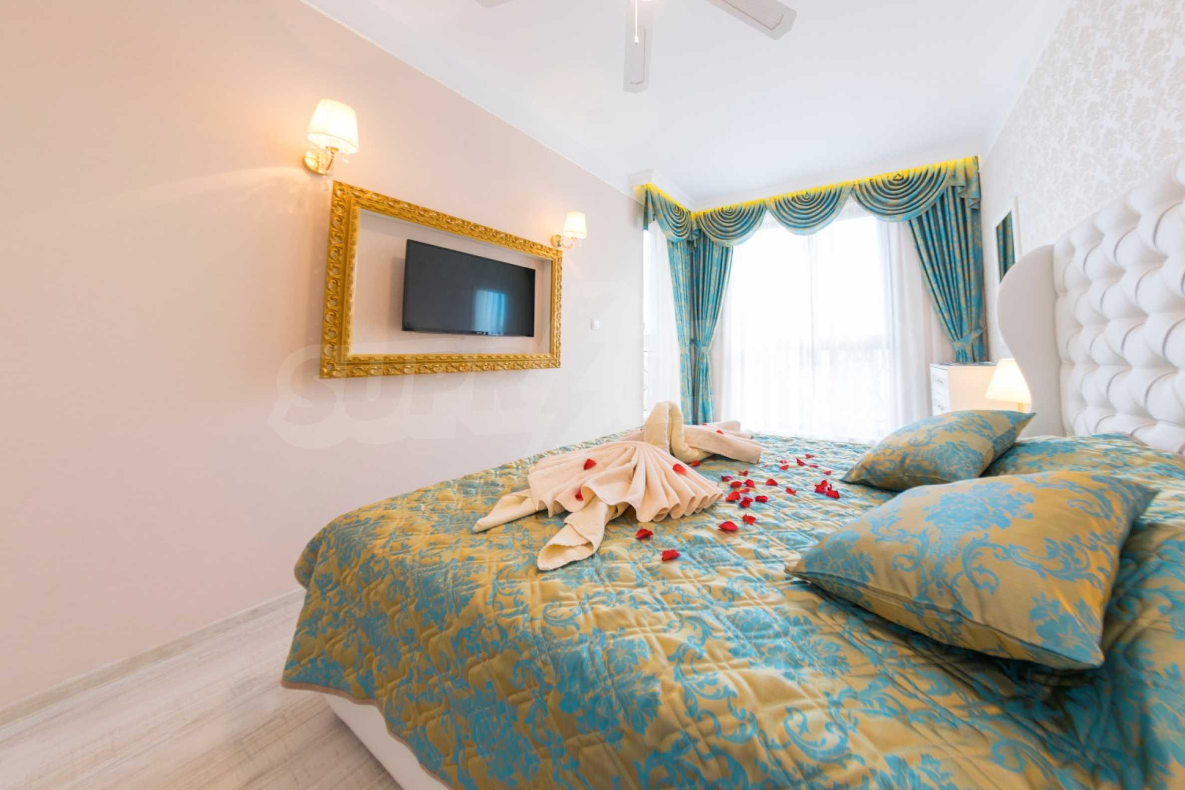 Sommersaison 2021! Auswahl an Mietwohnungen im Komplex der Premiumklasse 10