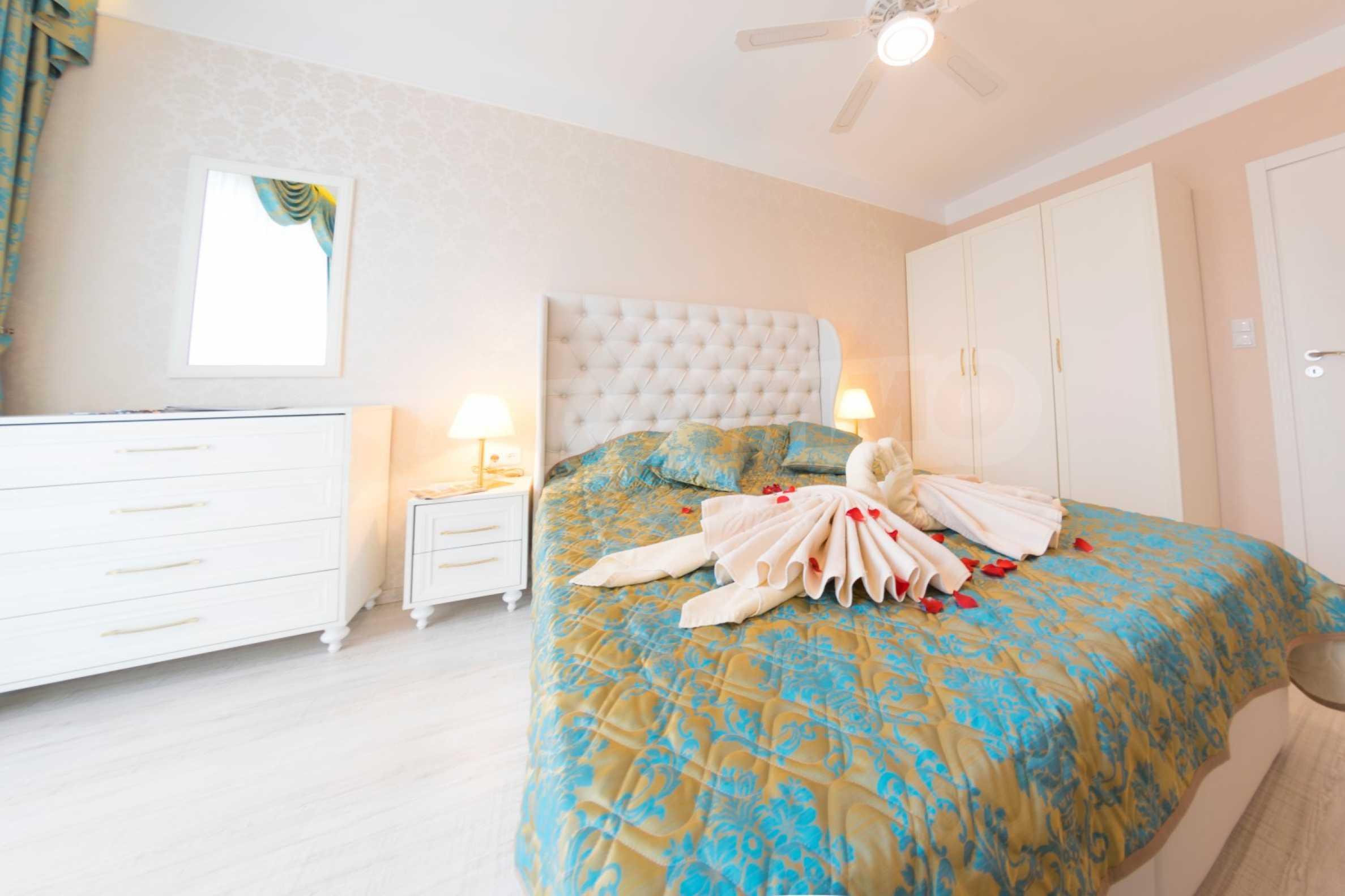 Sommersaison 2021! Auswahl an Mietwohnungen im Komplex der Premiumklasse 11