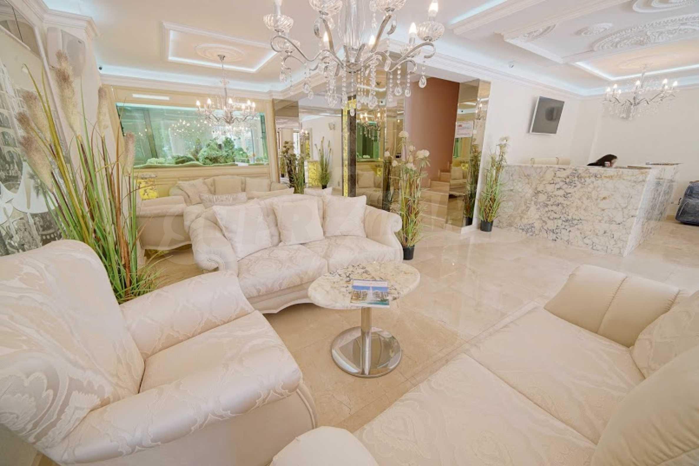 Sommersaison 2021! Auswahl an Mietwohnungen im Komplex der Premiumklasse 12