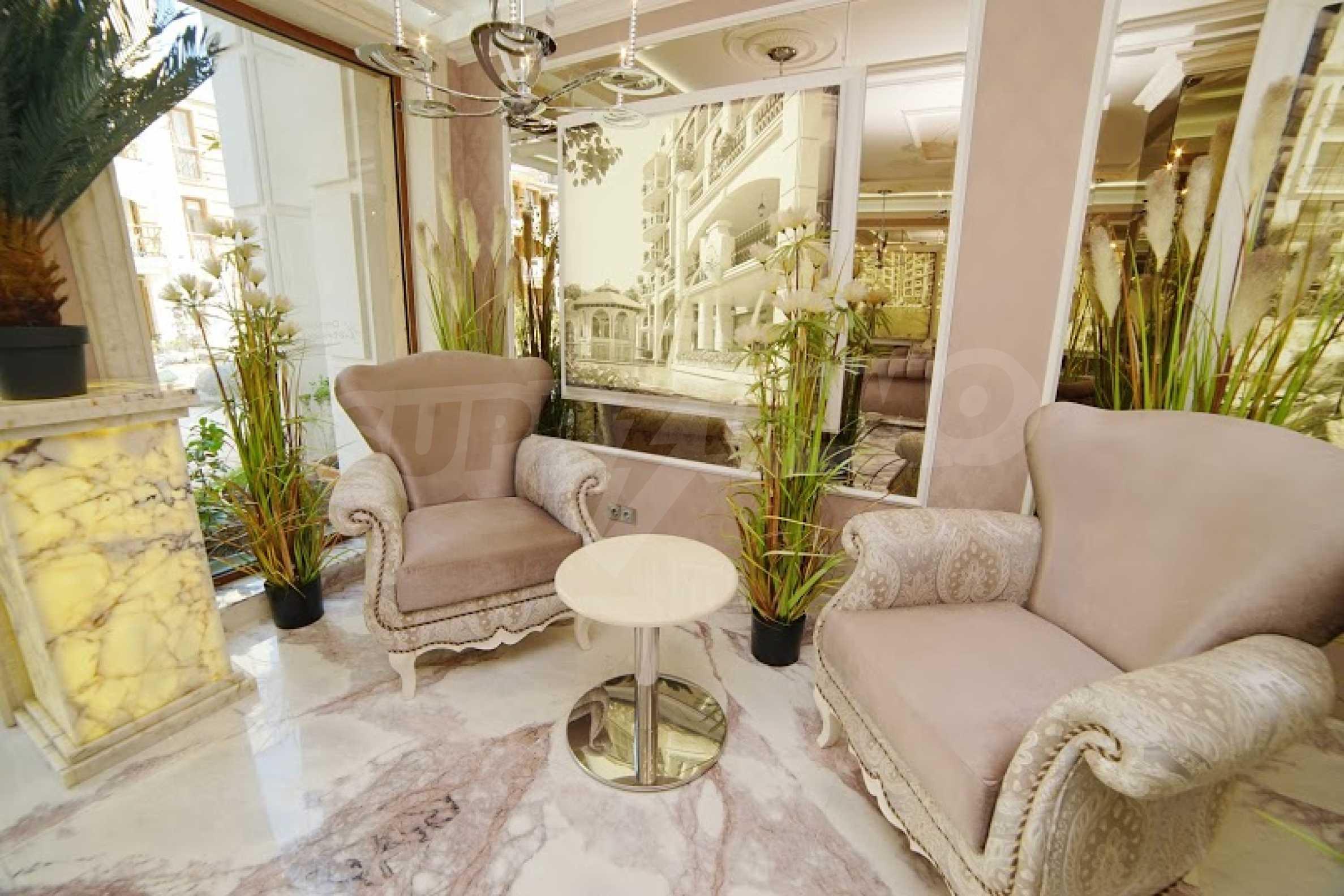 Sommersaison 2021! Auswahl an Mietwohnungen im Komplex der Premiumklasse 15