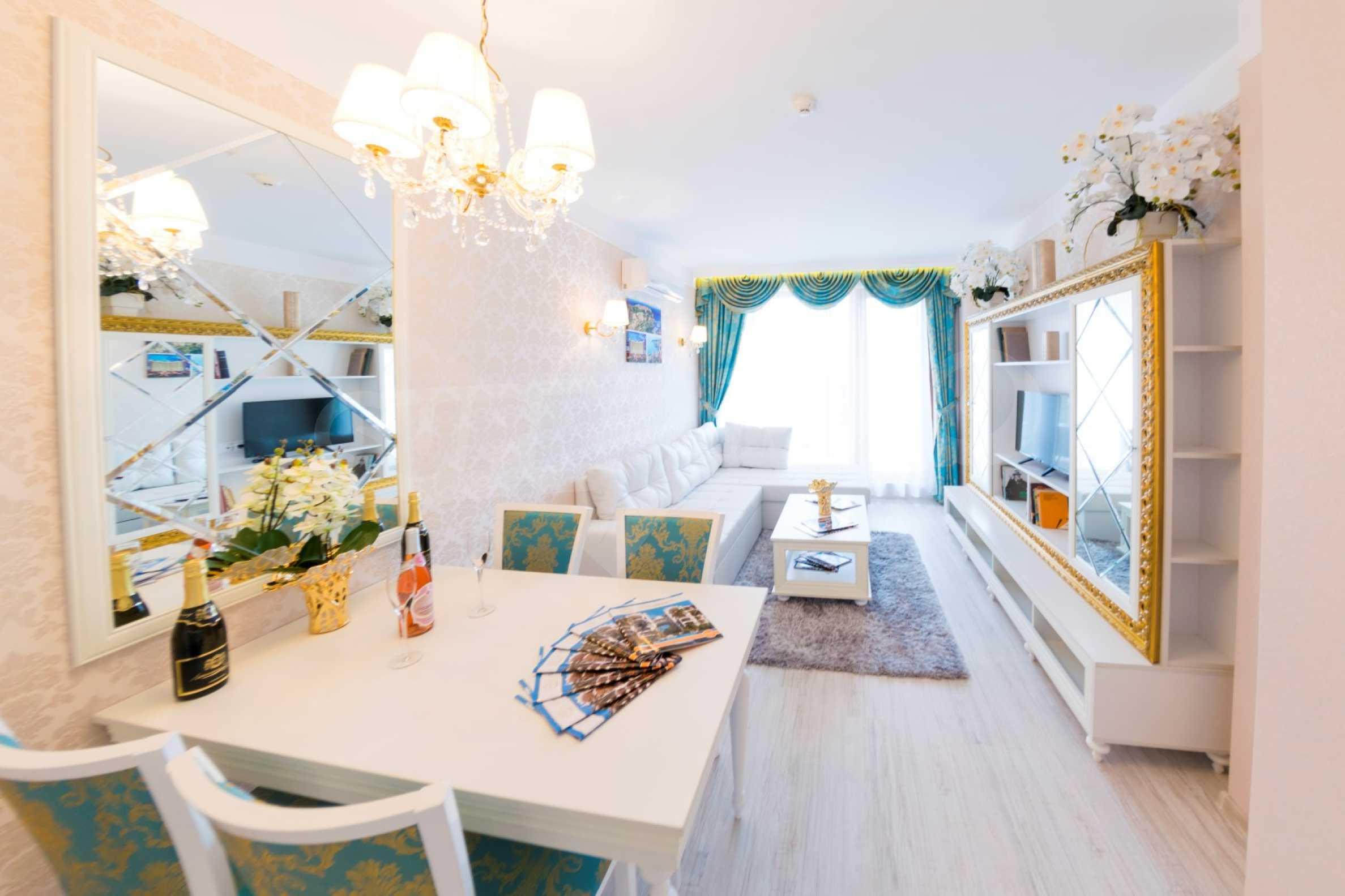 Sommersaison 2021! Auswahl an Mietwohnungen im Komplex der Premiumklasse 2
