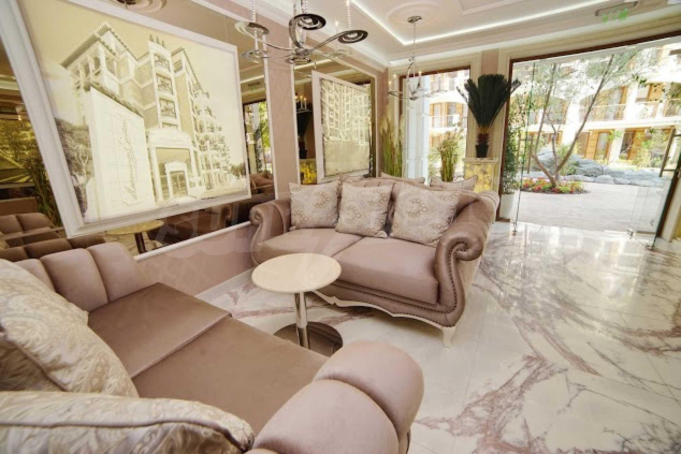 Sommersaison 2021! Auswahl an Mietwohnungen im Komplex der Premiumklasse 19