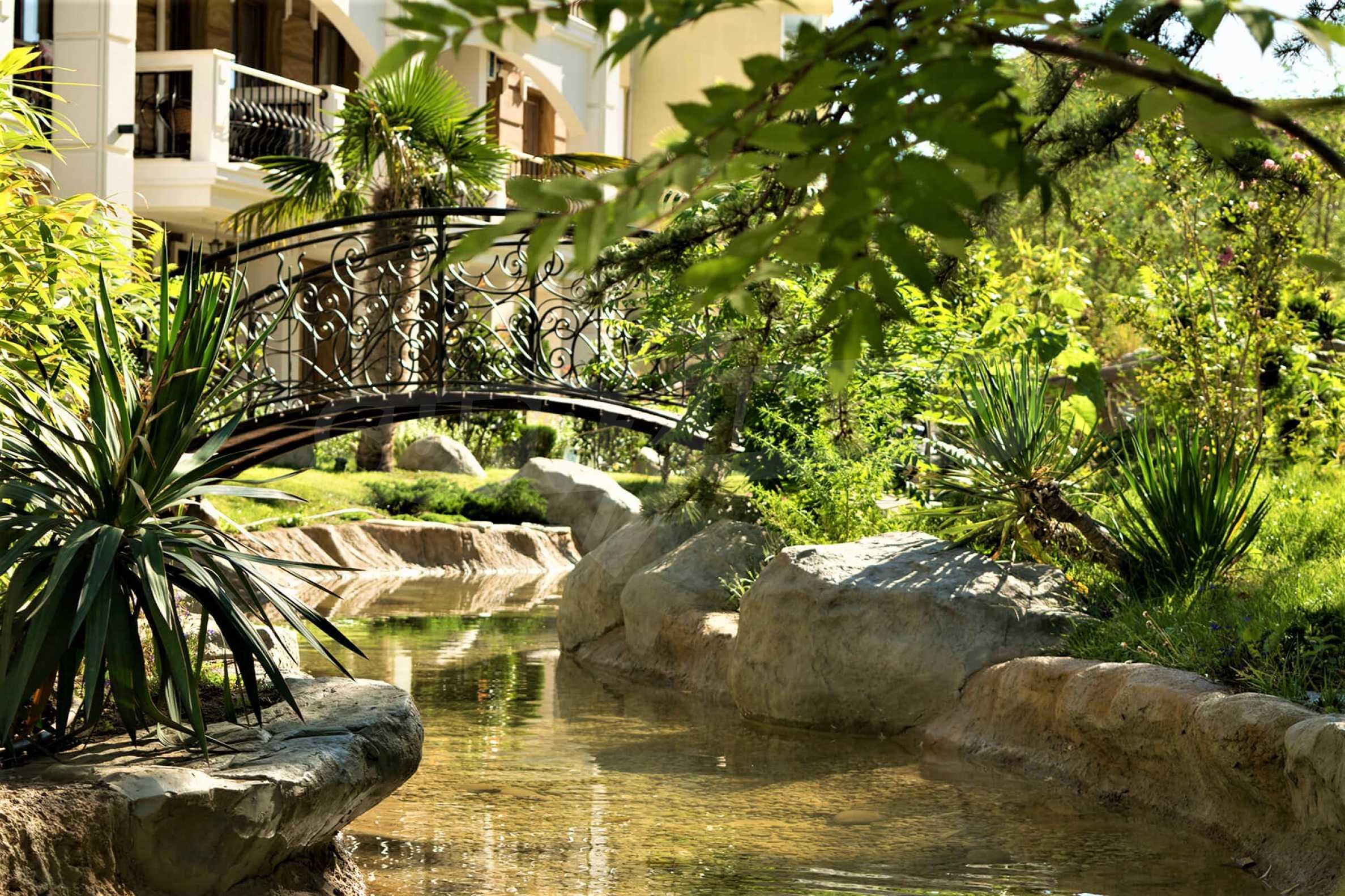 Sommersaison 2021! Auswahl an Mietwohnungen im Komplex der Premiumklasse 21