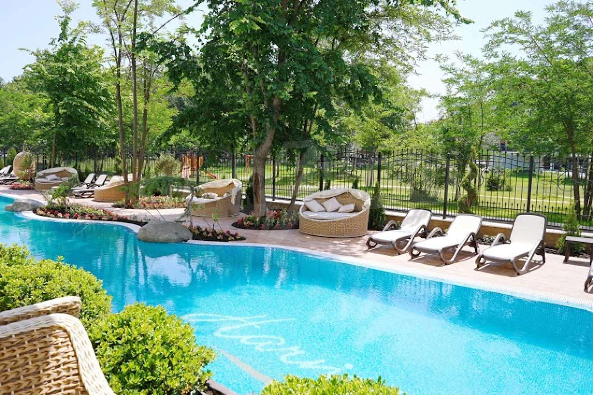 Sommersaison 2021! Auswahl an Mietwohnungen im Komplex der Premiumklasse 23