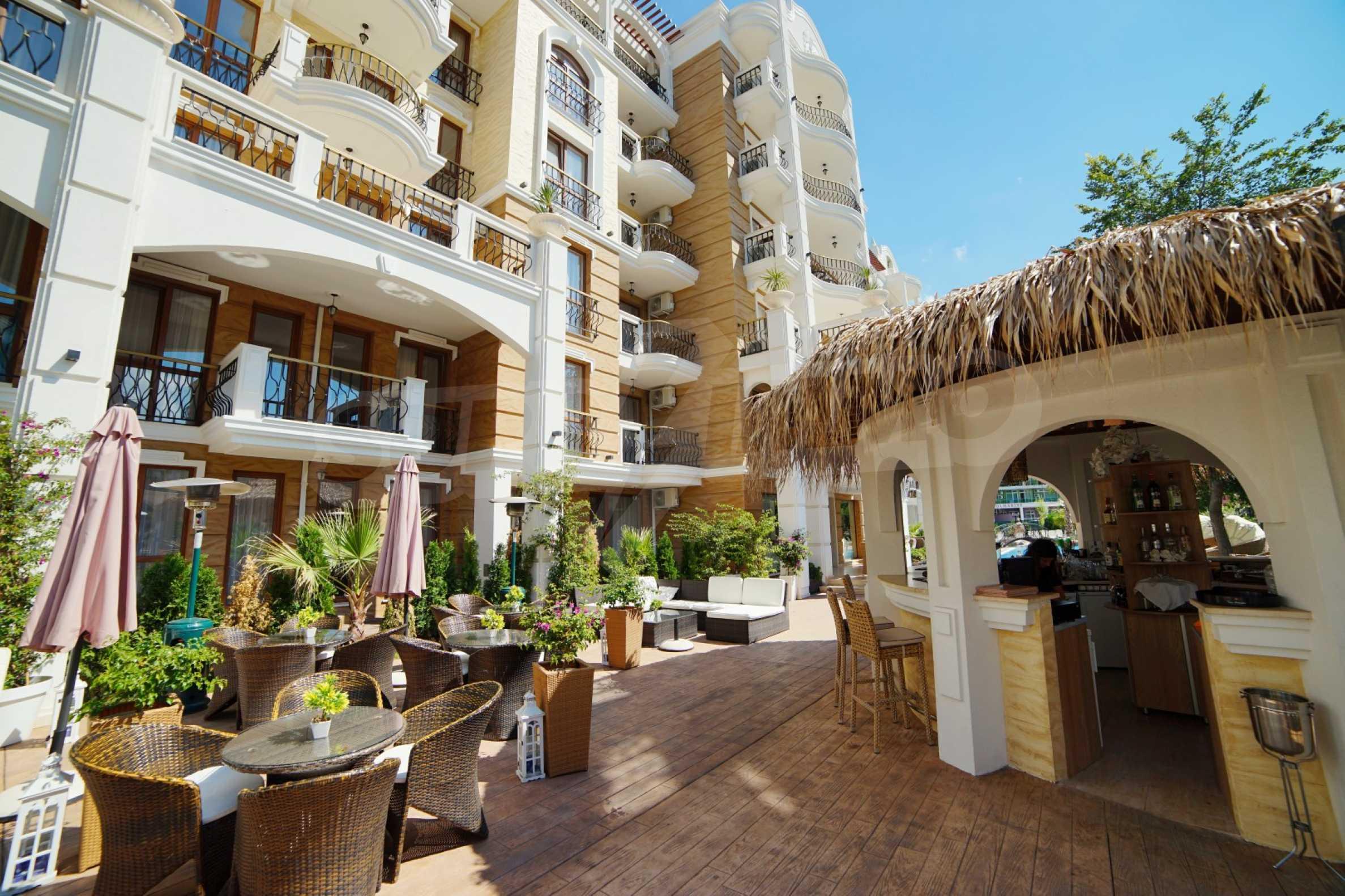 Sommersaison 2021! Auswahl an Mietwohnungen im Komplex der Premiumklasse 27