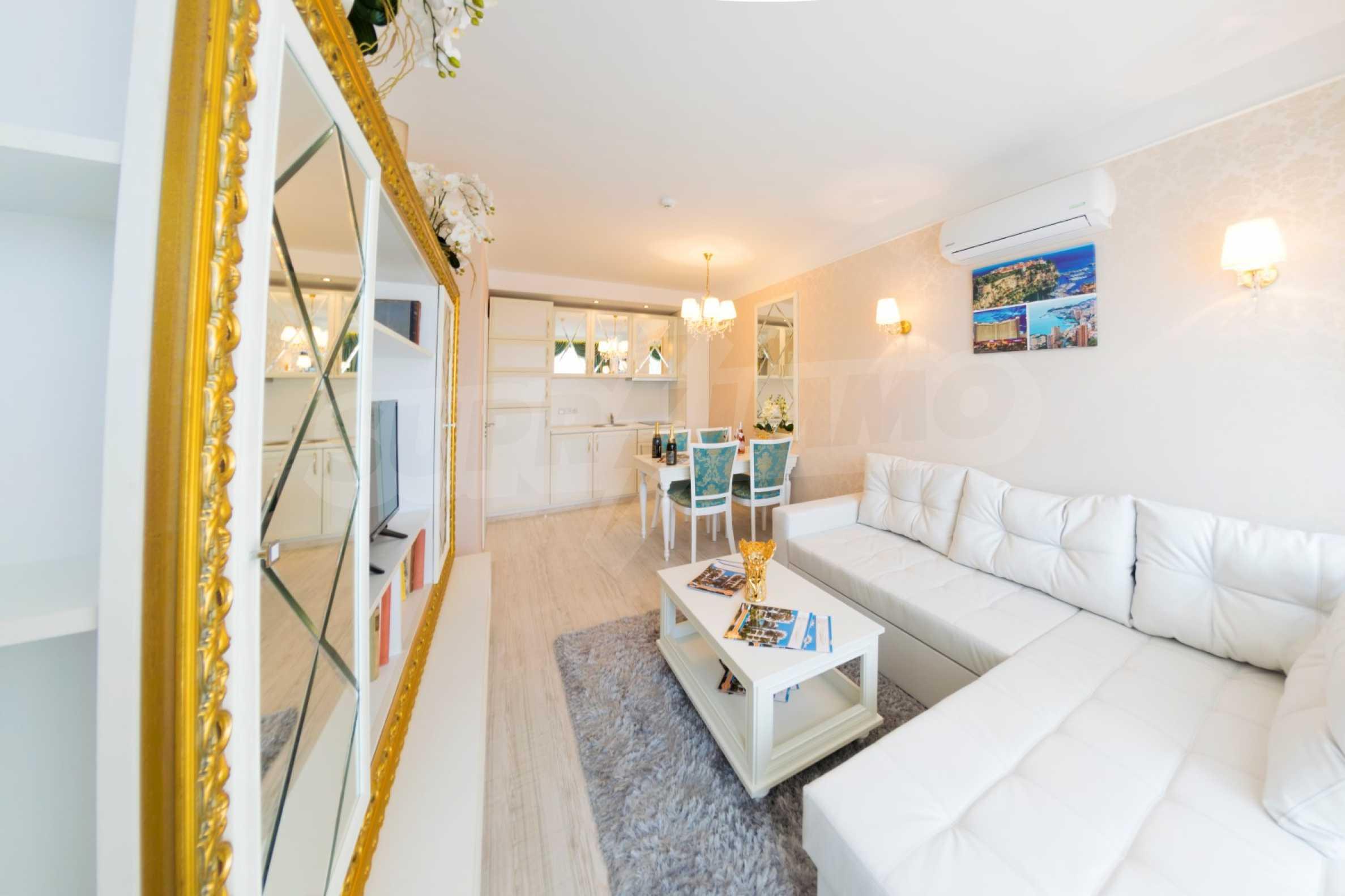 Sommersaison 2021! Auswahl an Mietwohnungen im Komplex der Premiumklasse 3