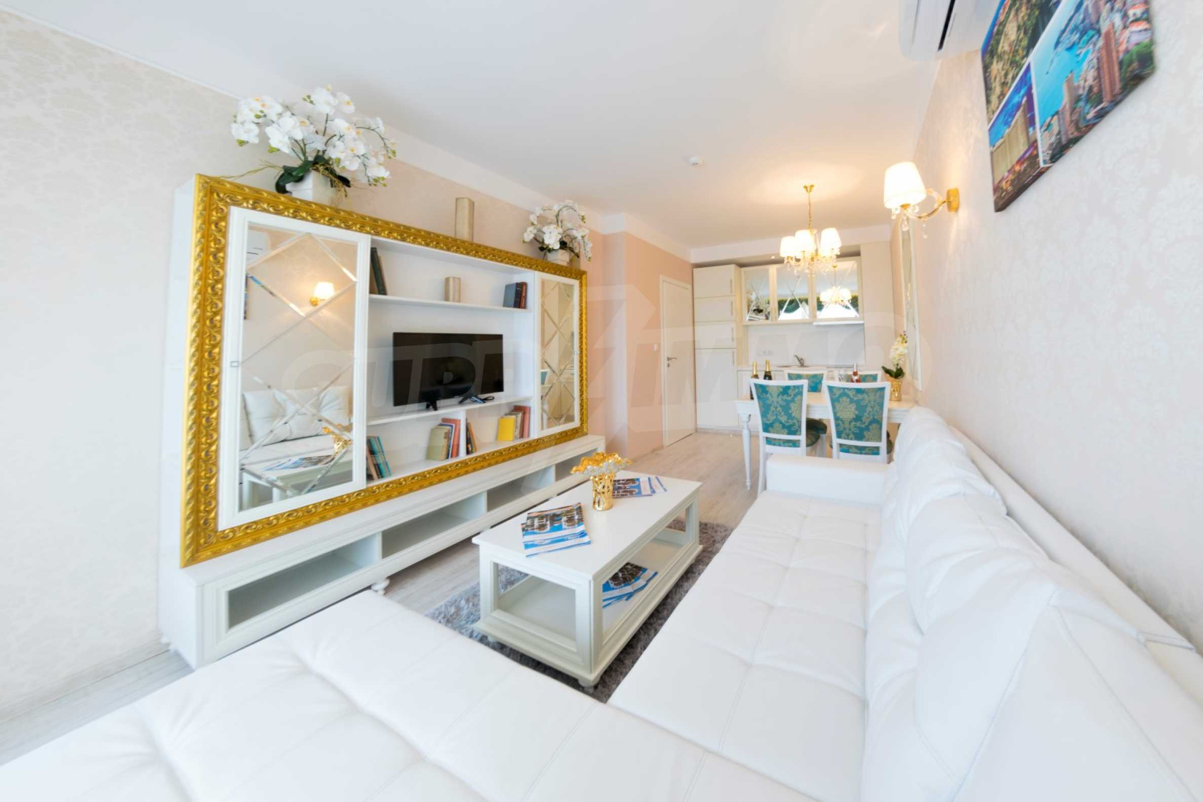 Sommersaison 2021! Auswahl an Mietwohnungen im Komplex der Premiumklasse 1