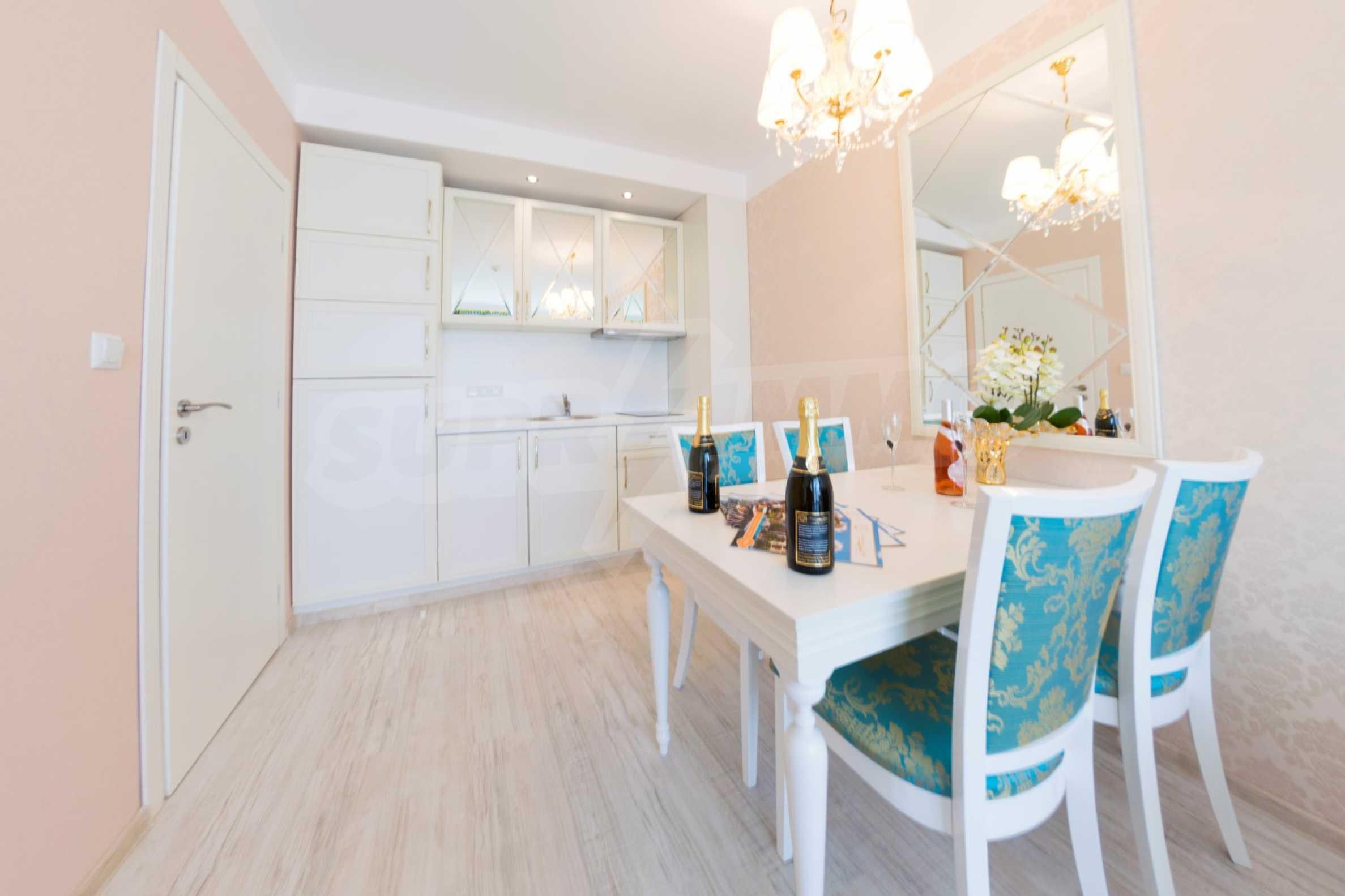 Sommersaison 2021! Auswahl an Mietwohnungen im Komplex der Premiumklasse 6