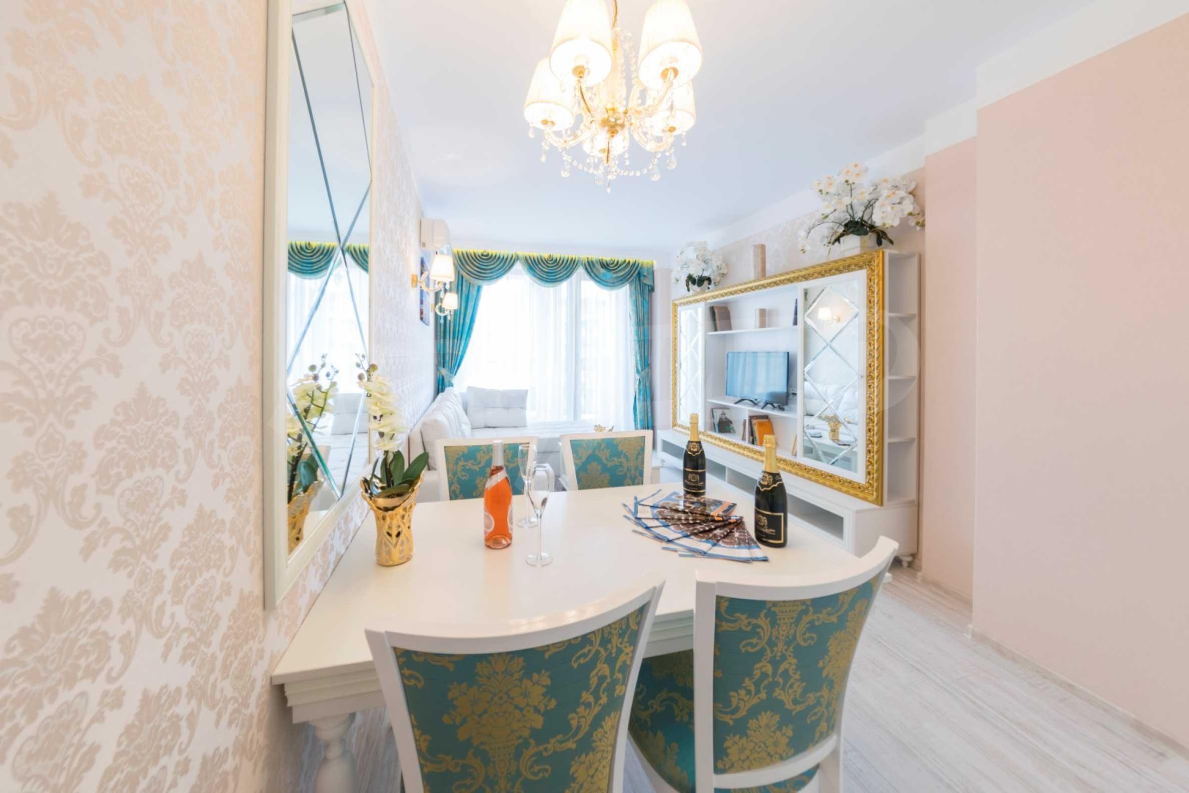 Sommersaison 2021! Auswahl an Mietwohnungen im Komplex der Premiumklasse 7