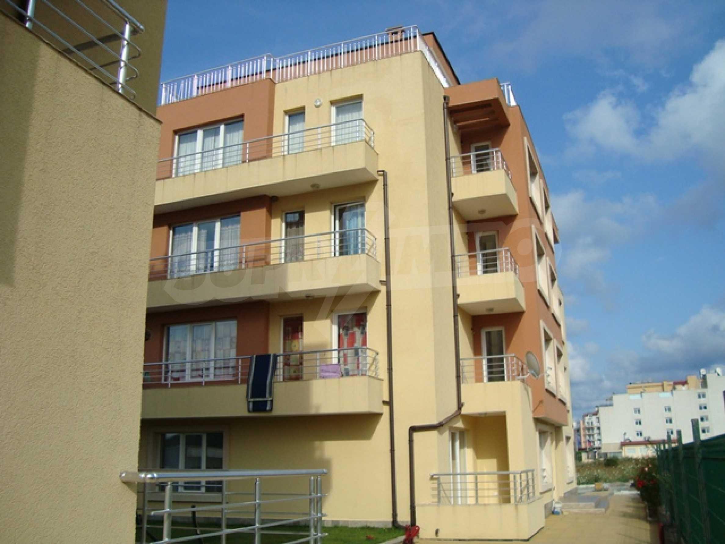 Апартаменти в нов комплекс до плажа и резерват Ропотамо в Приморско 10