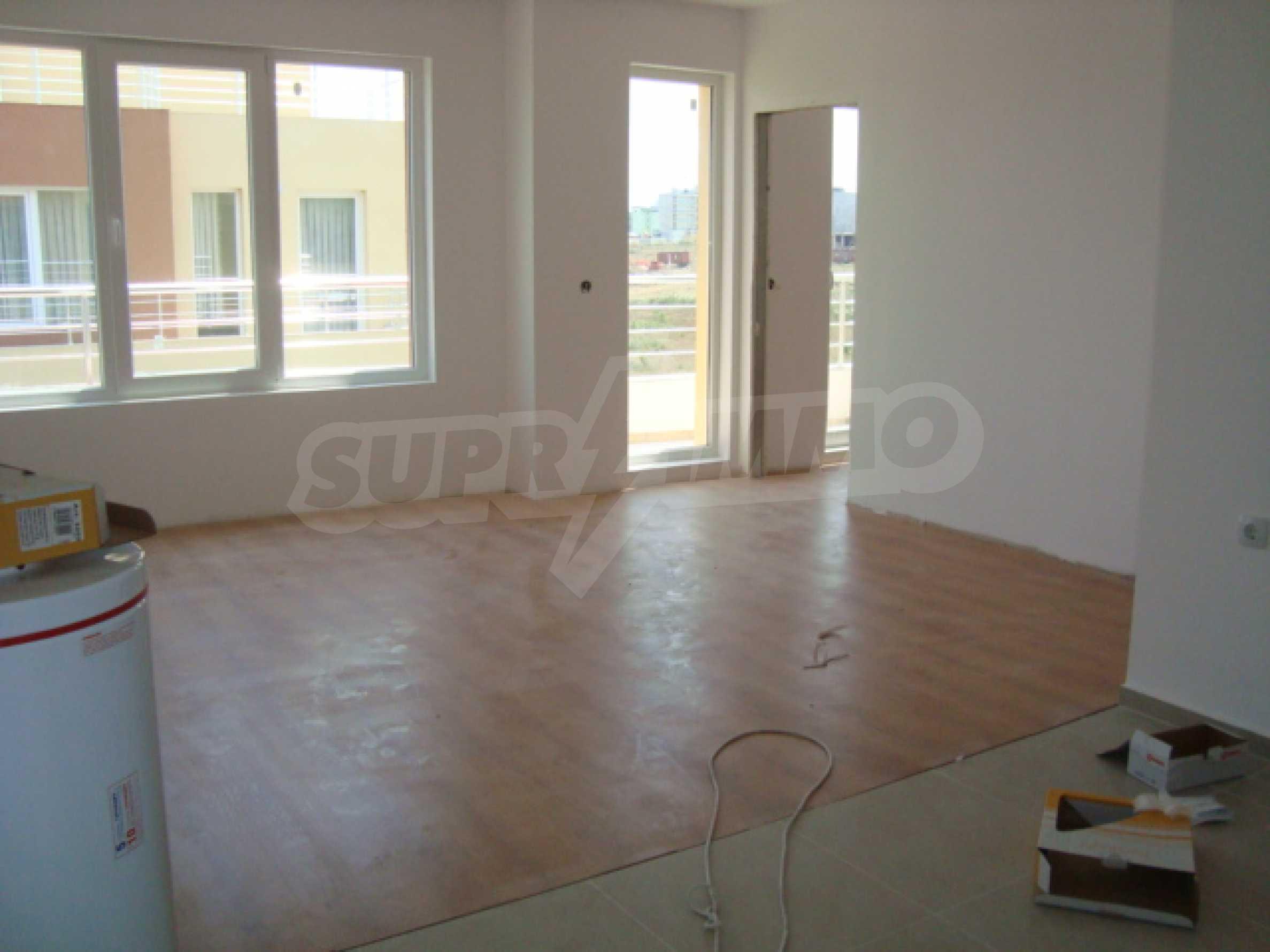 Апартаменти в нов комплекс до плажа и резерват Ропотамо в Приморско 17