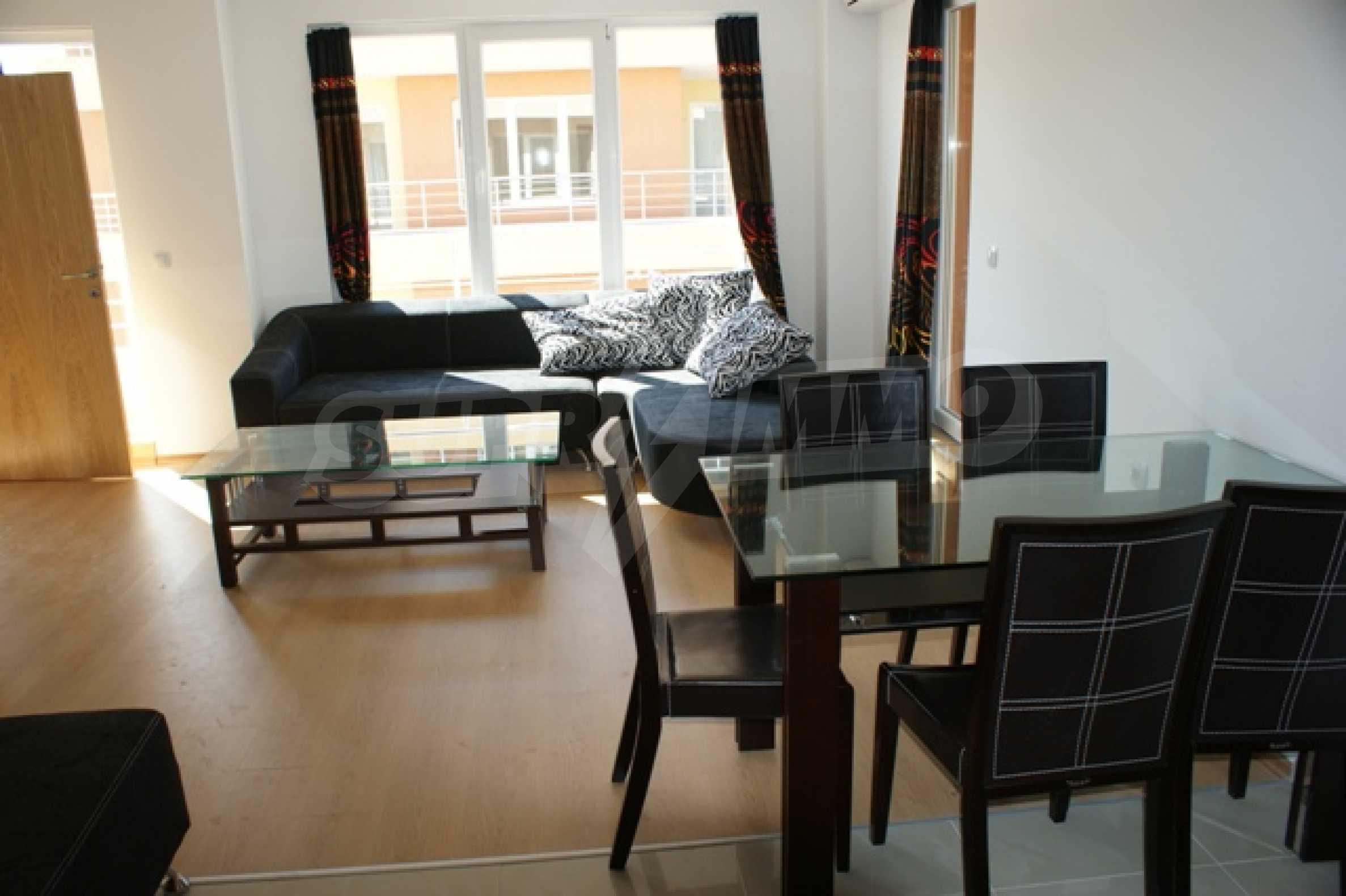 Апартаменти в нов комплекс до плажа и резерват Ропотамо в Приморско 26
